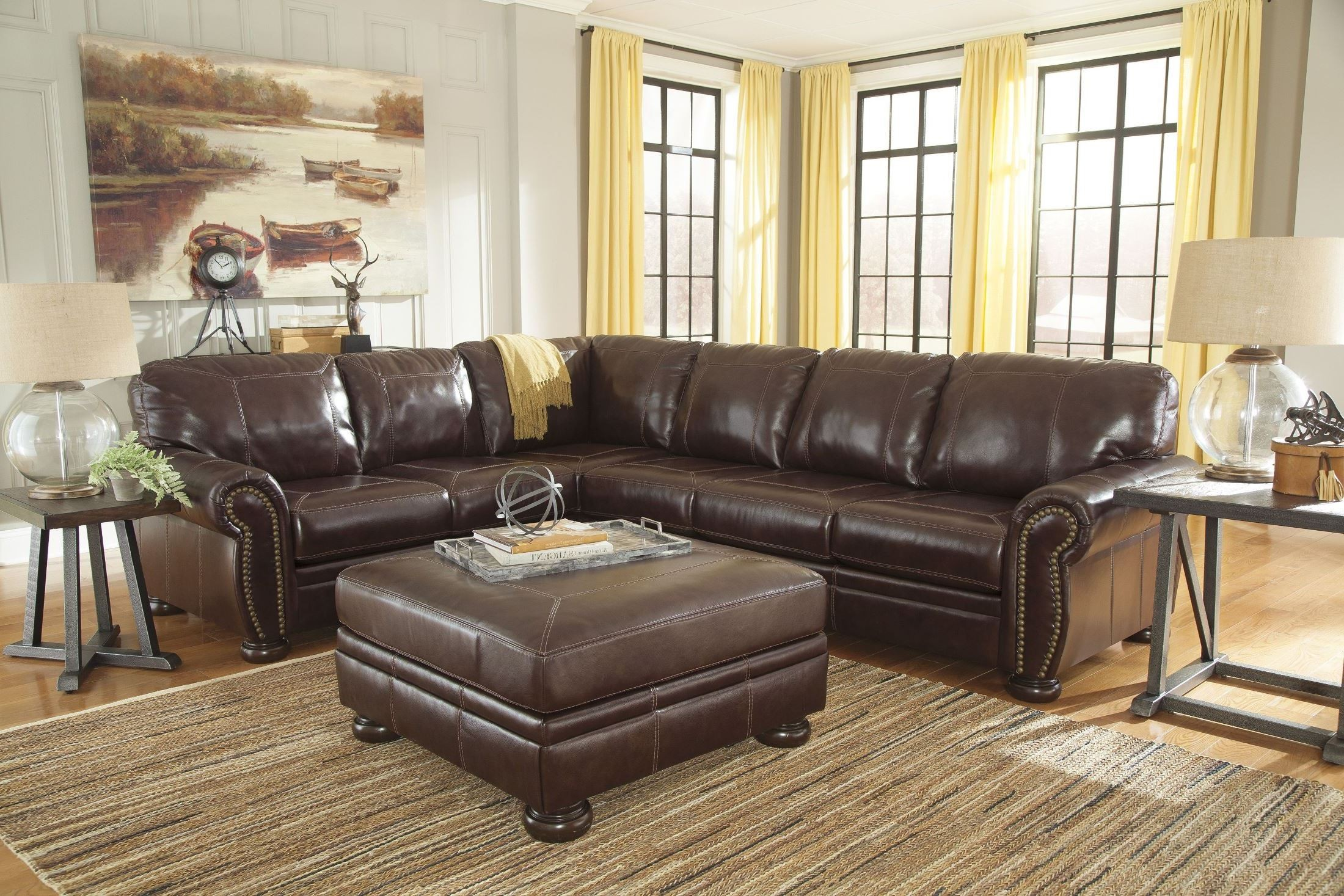 Banner Coffee Queen Sofa Sleeper from Ashley (5040439 ...