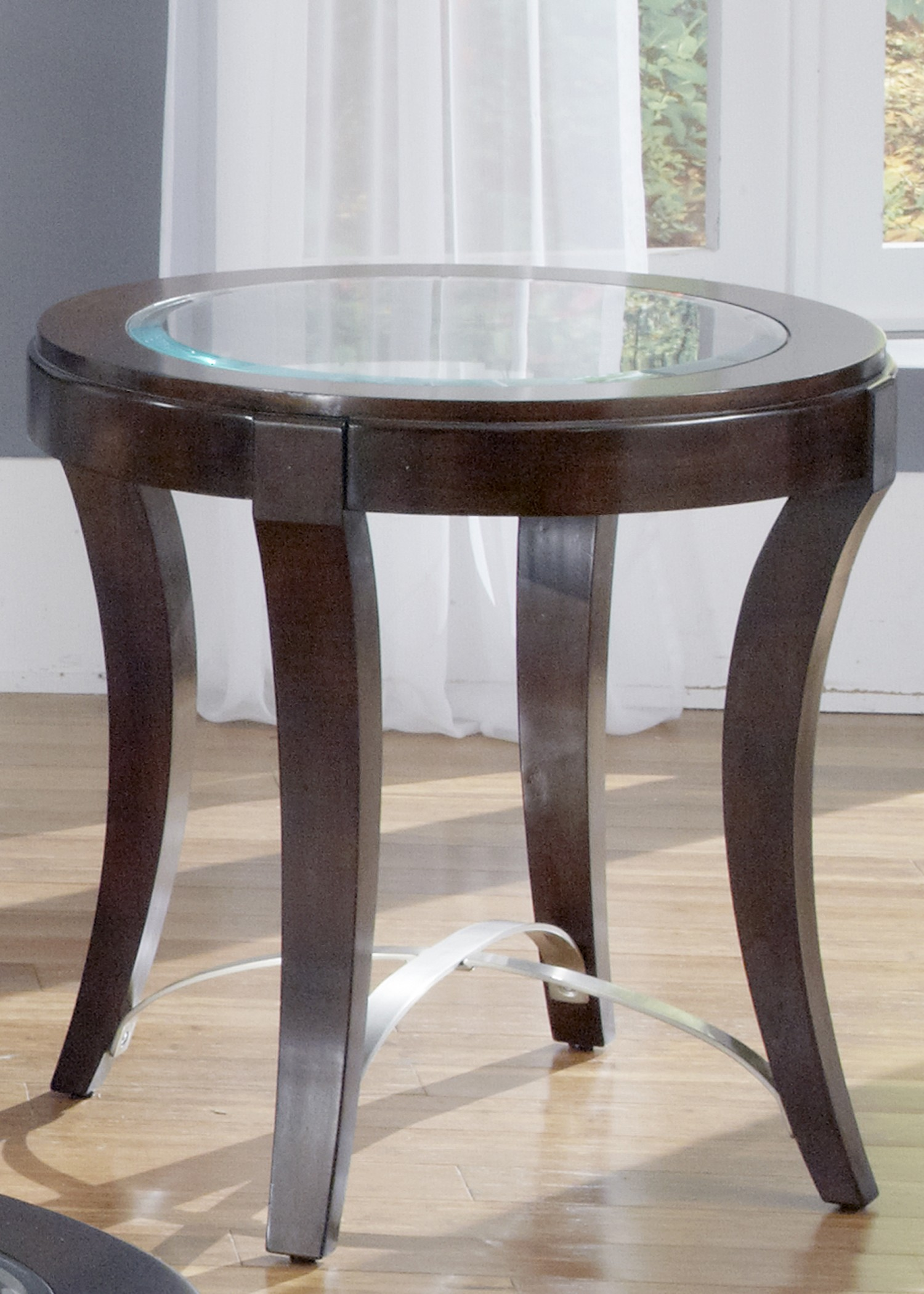 Avalon Oval End Table From Liberty 505 Ot2020 Coleman