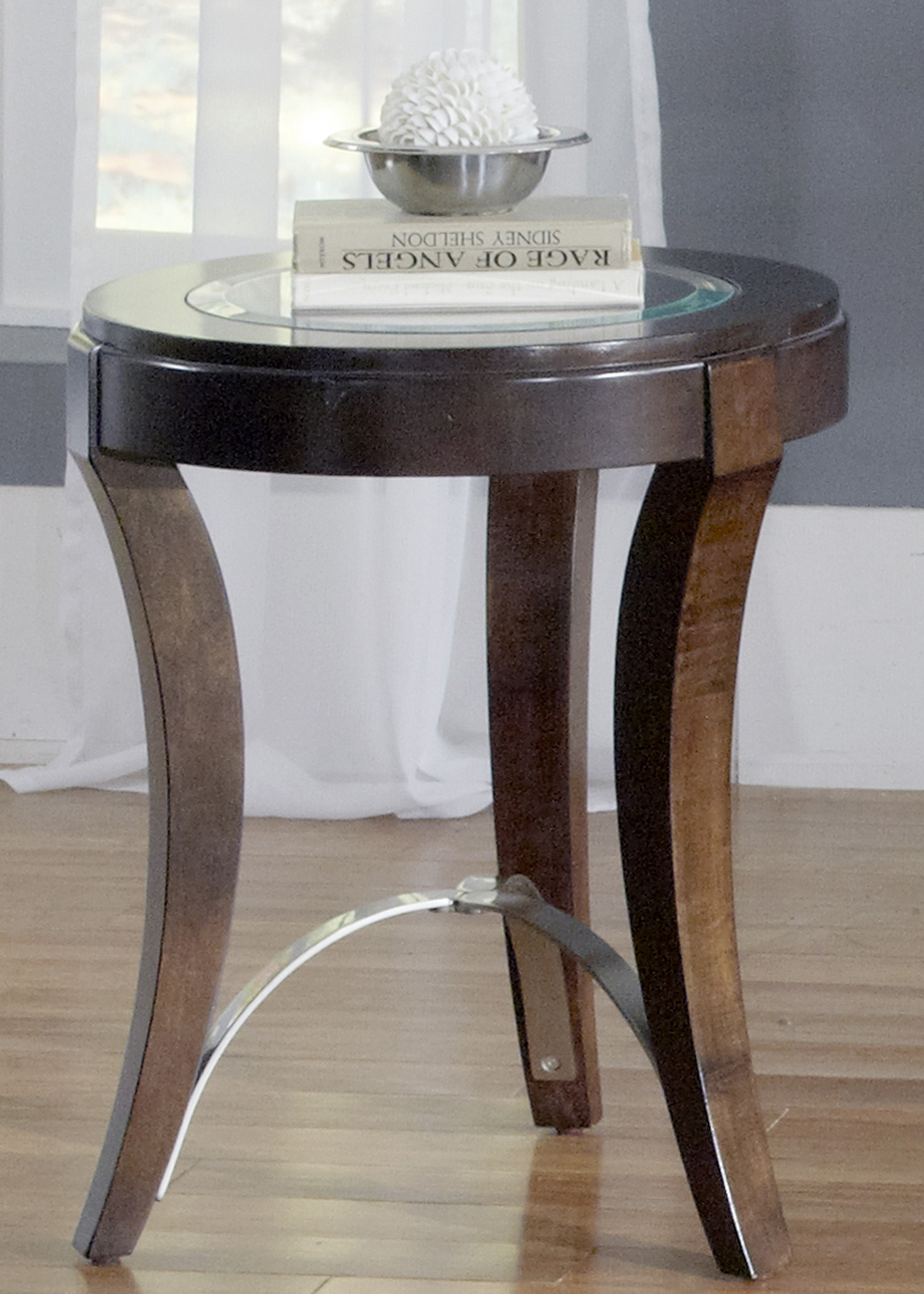 Avalon Chair Side Table From Liberty 505 Ot2021