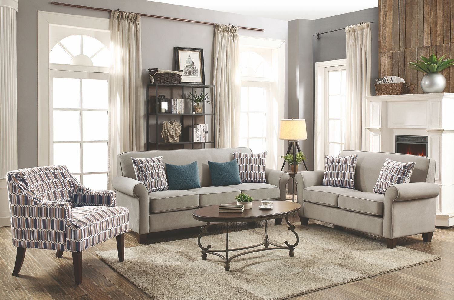 Floor model sale 2 piece gideon living room set sofa loveseat for 1099 95 sold as set only great deal while its still available