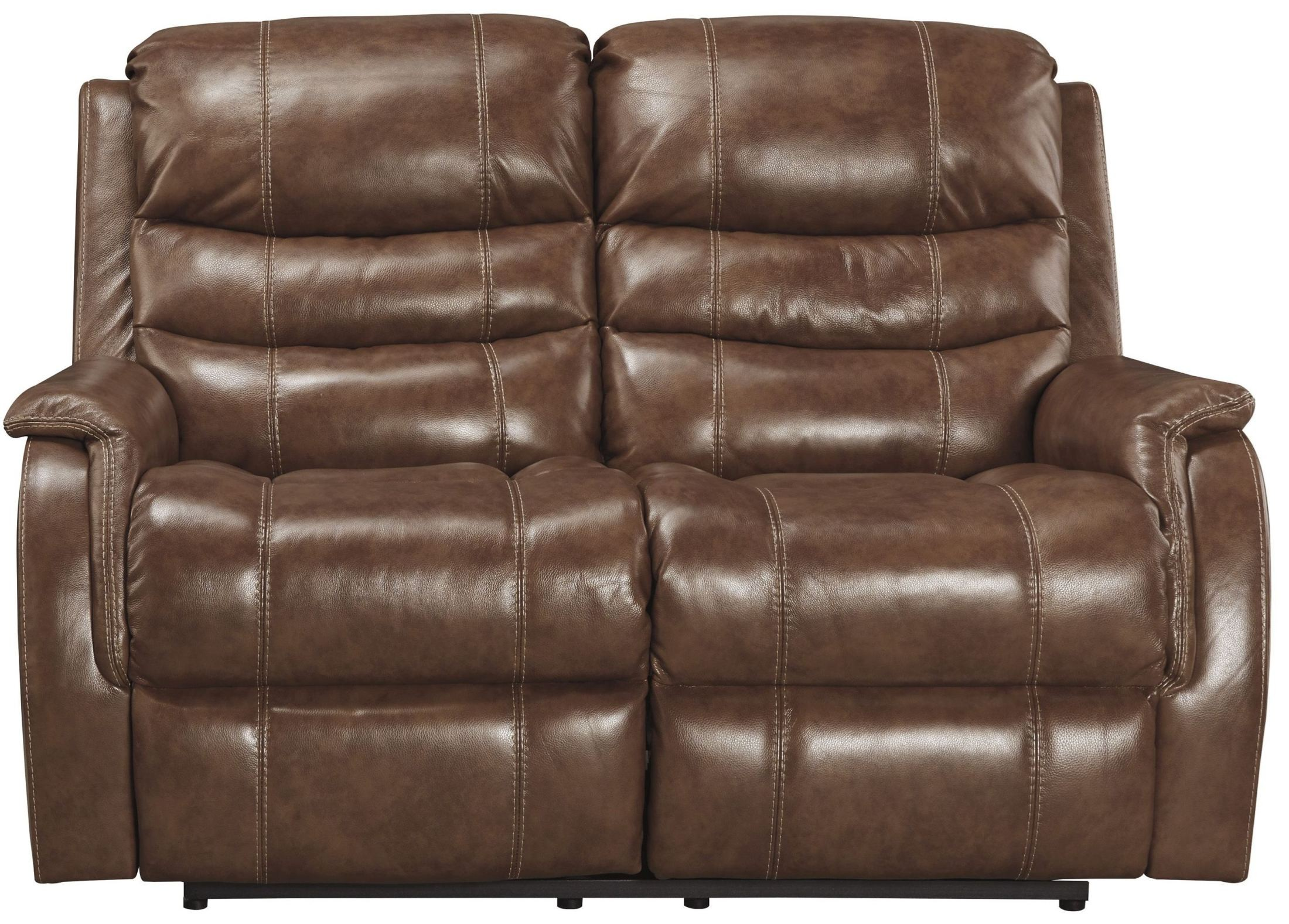 1655769  sc 1 st  Coleman Furniture & Metcalf Nutmeg Power Reclining Loveseat from Ashley | Coleman ... islam-shia.org