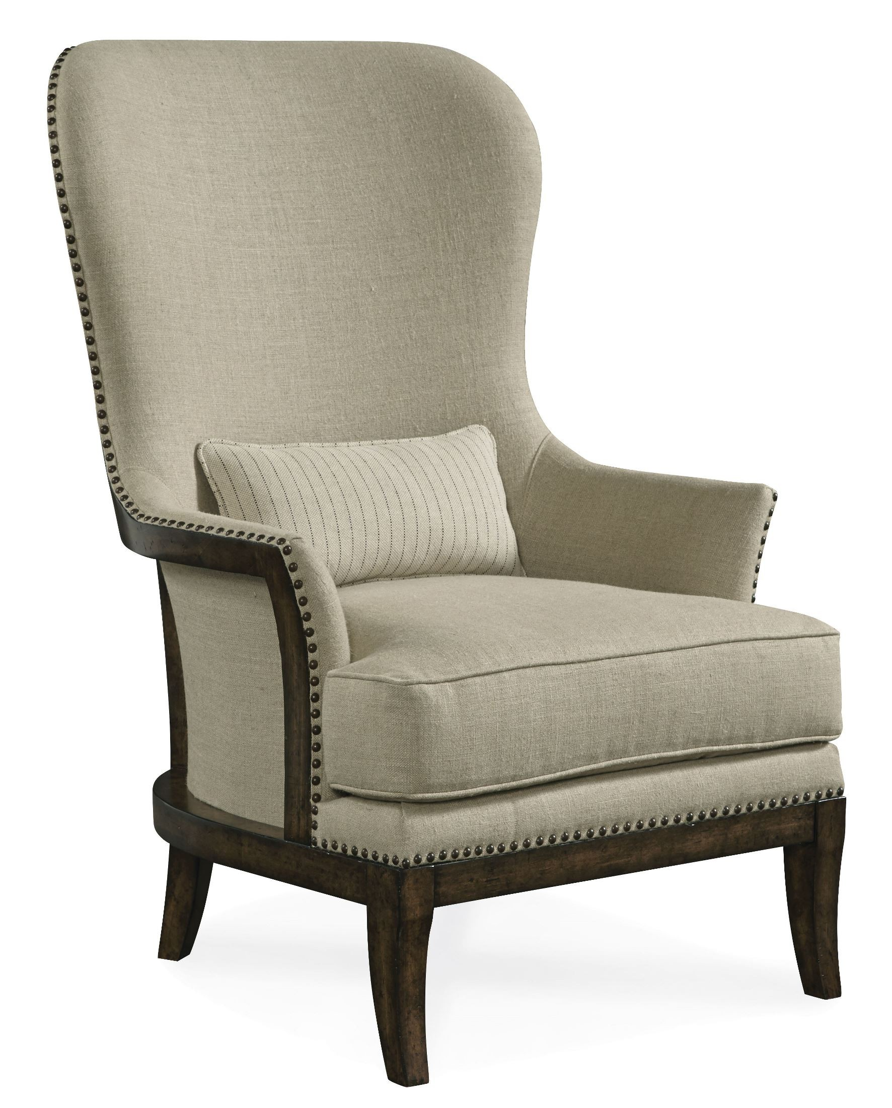 What Is An Accent Chair Used For: Logan Exposed Wood Back Arroyo Accent Chair From ART