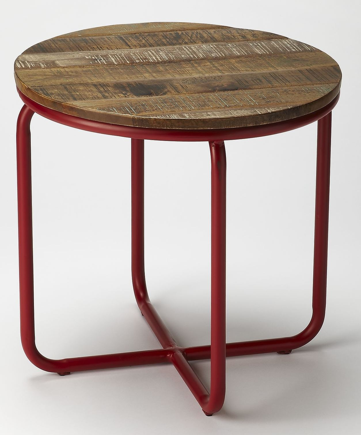 Industrial Chic Bunching Table From Butler 5159330