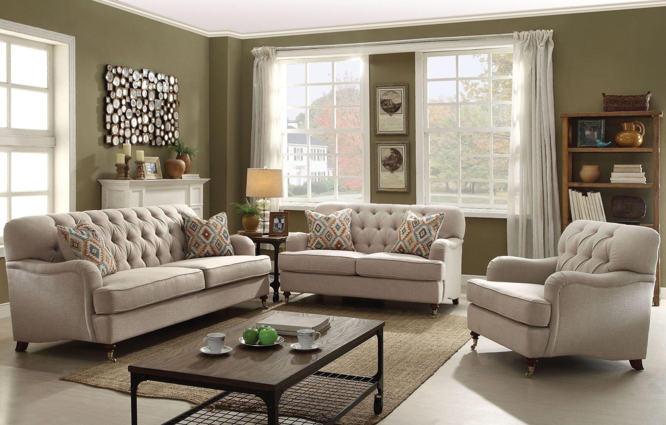 scheme livings and color of best living room terrific beige brown set