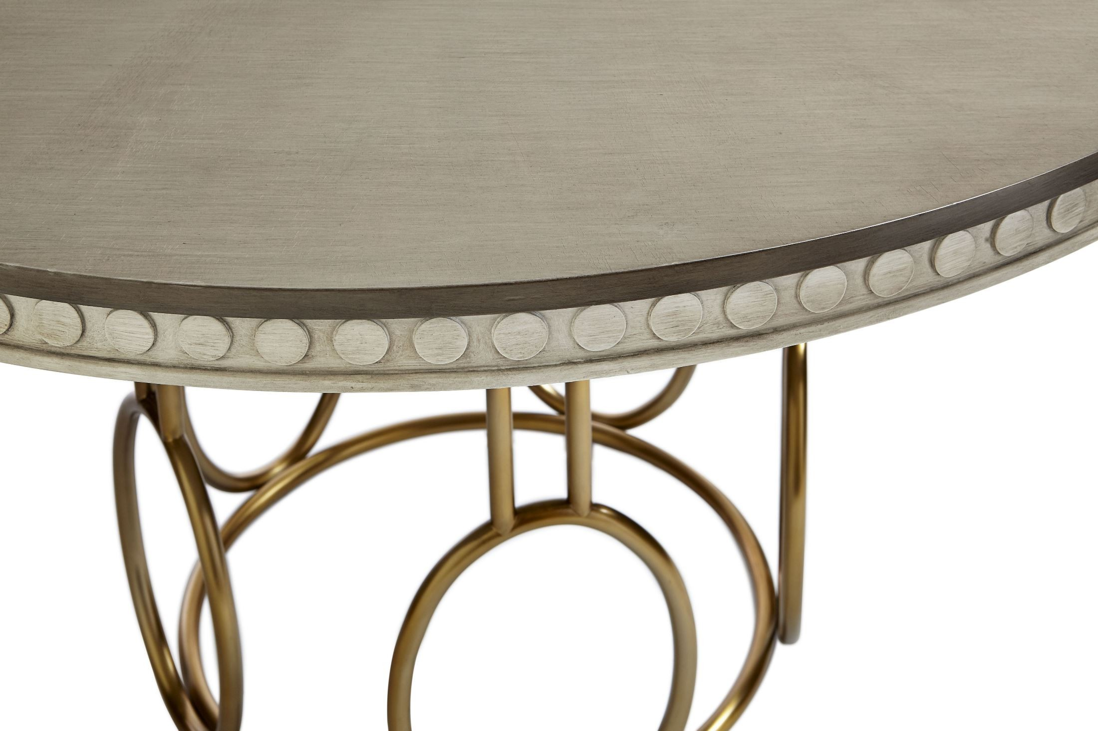 Coastal Living Dining Table: Coastal Living Oasis Oyster Venice Beach Round Dining