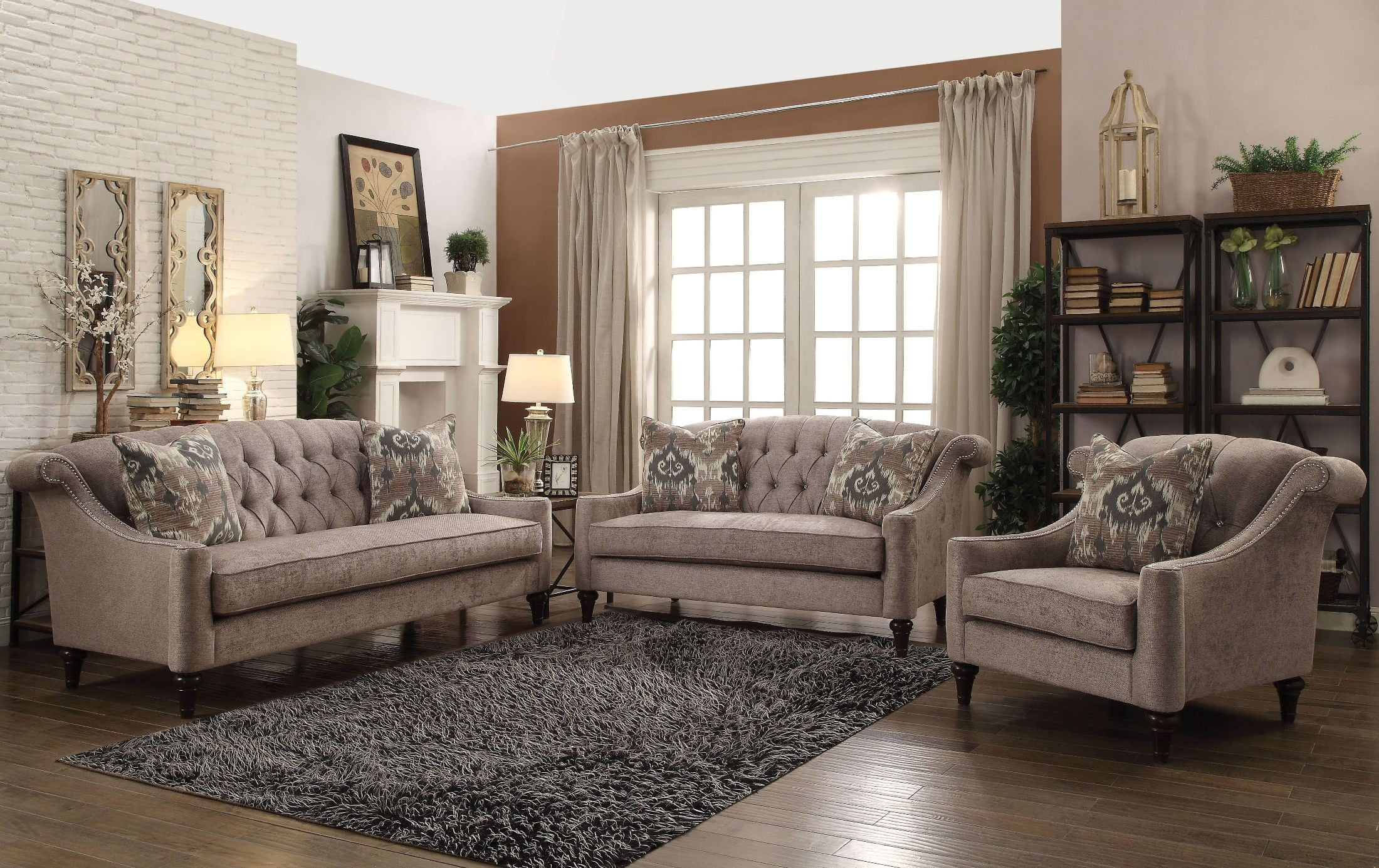 chairs furn beige modern for furniture colors room ideas paint livings with set living