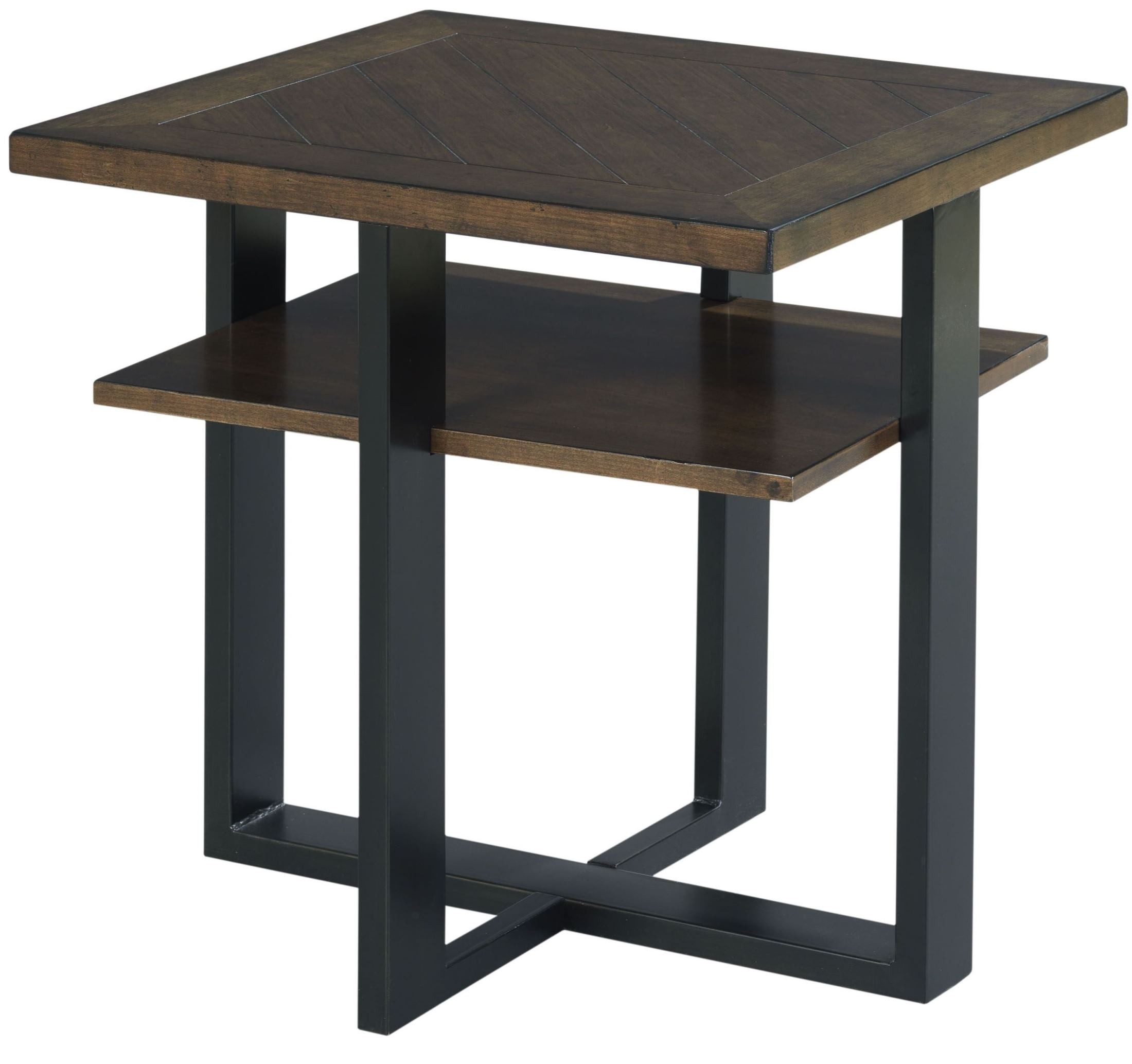 Franklin rectangular occasional table set from hammary for Occasional tables