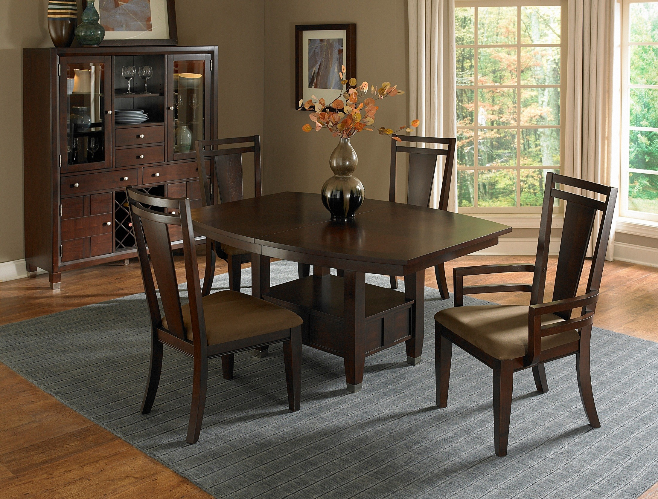 Northern Lights Extendable Dining Room Set from Broyhill | Coleman ...