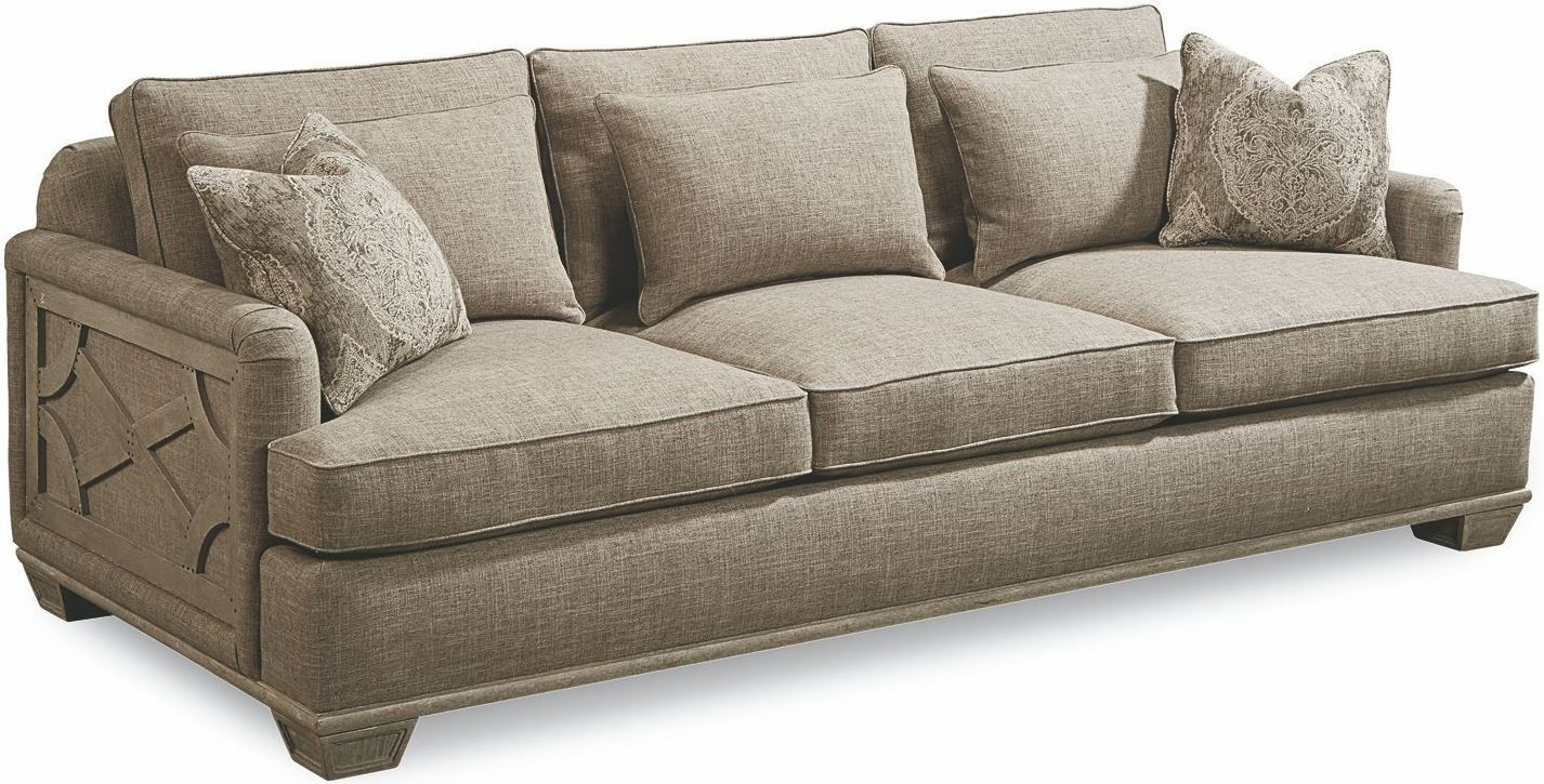 arch salvage jardin sofa from art coleman furniture