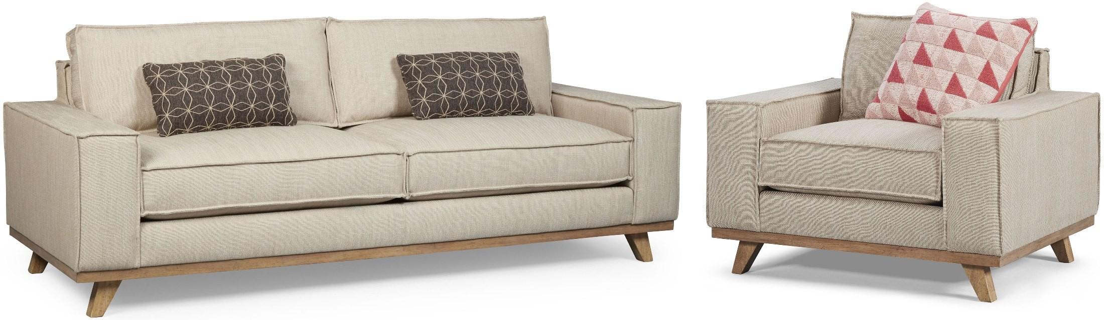 Epicenters Austin Beige Van Zandt Living Room Set from ART | Coleman ...
