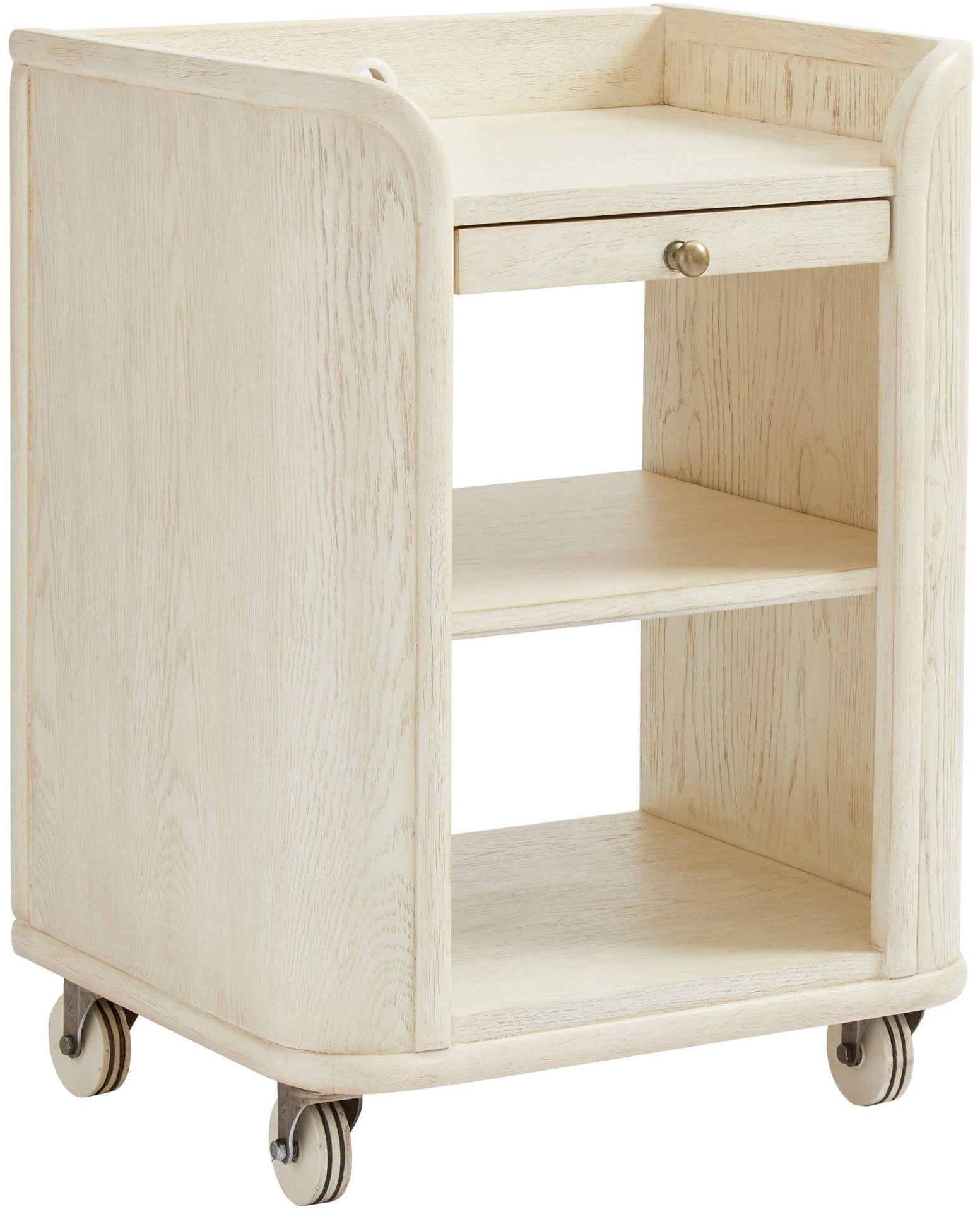 driftwood park vanilla oak bedside storage table from stone and leigh coleman furniture. Black Bedroom Furniture Sets. Home Design Ideas