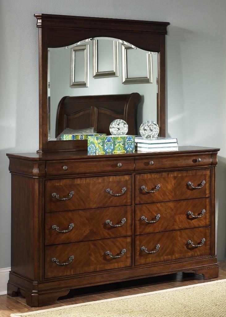 alexandria bedroom set from liberty 722 br qsl coleman furniture. Black Bedroom Furniture Sets. Home Design Ideas