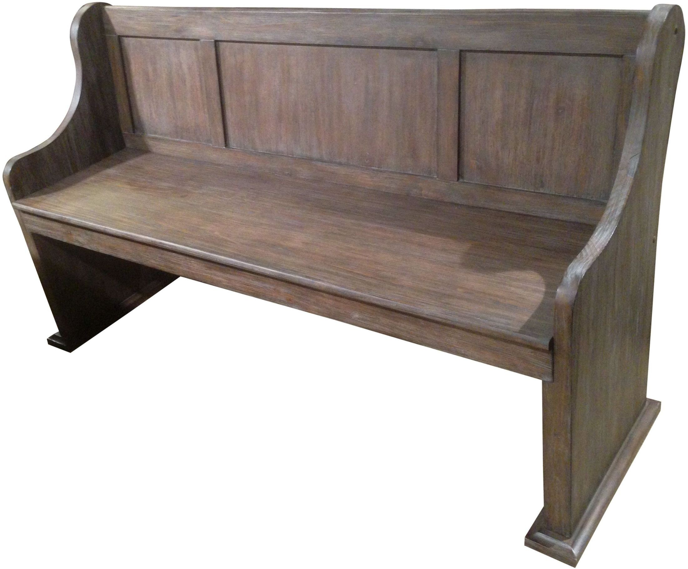 Toulon Brown 60 Bench From Homelegance Coleman Furniture