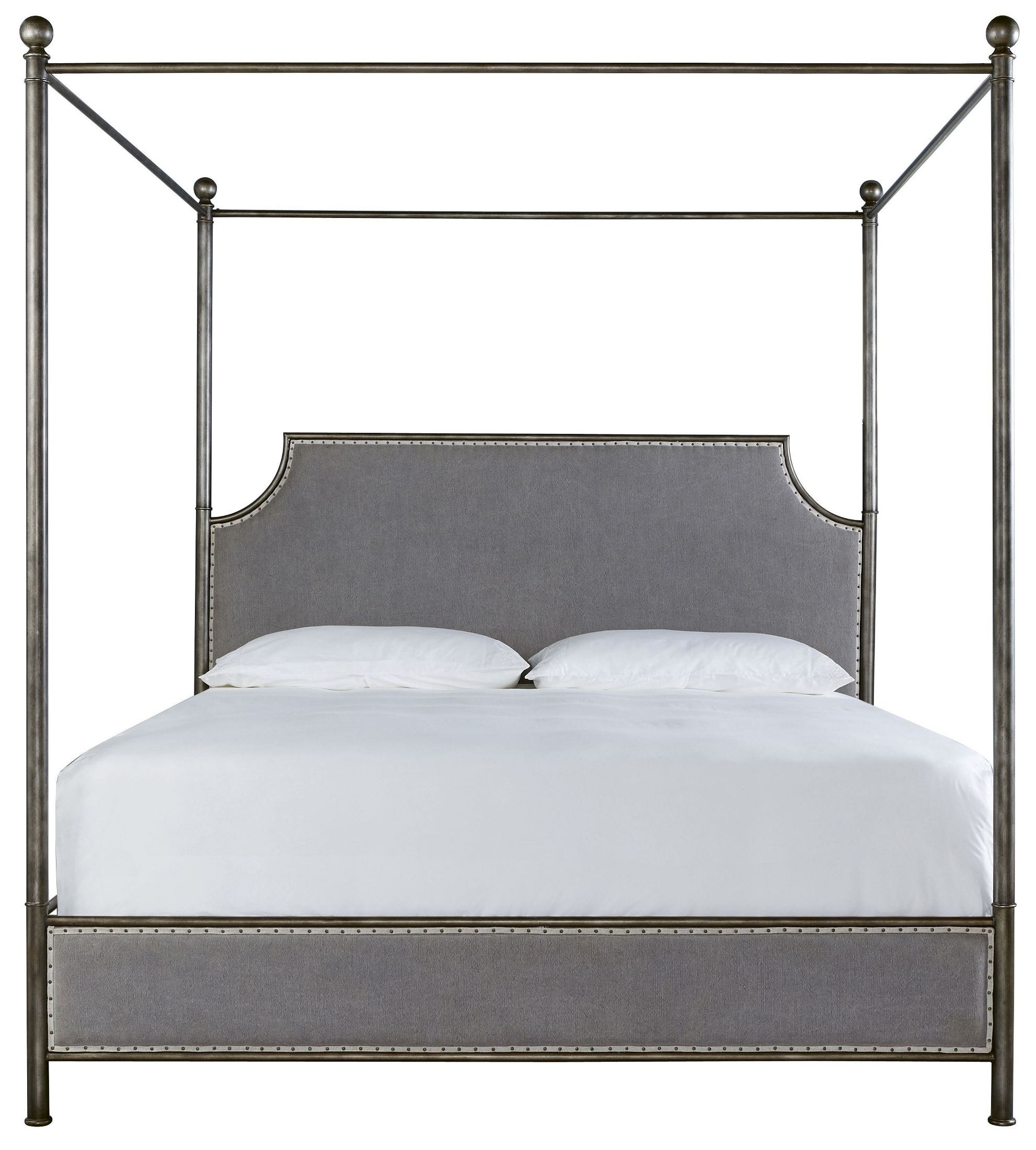 Sojourn Respite Queen Canopy Bed From Universal Coleman