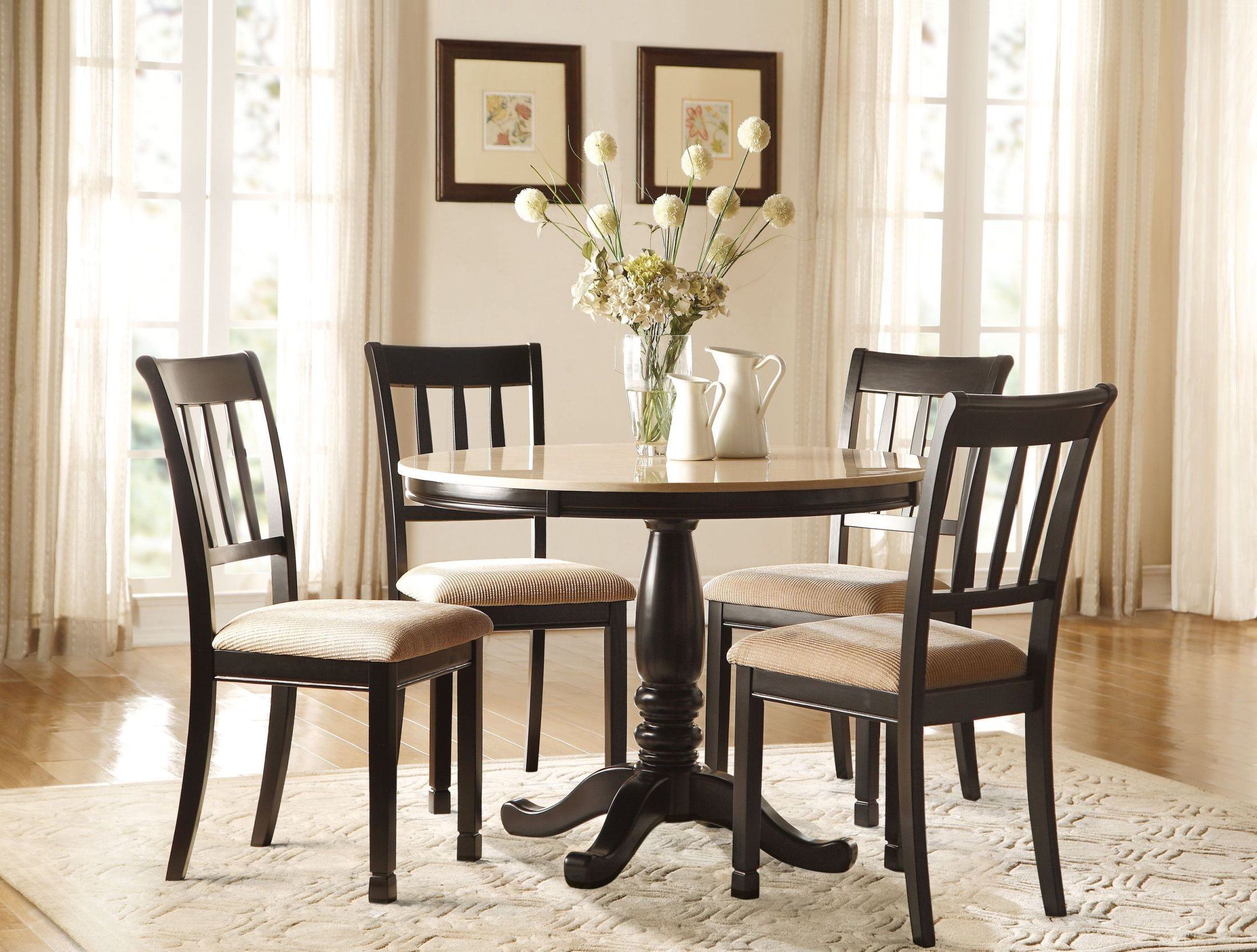 Dearborn Brown Dining Room Set