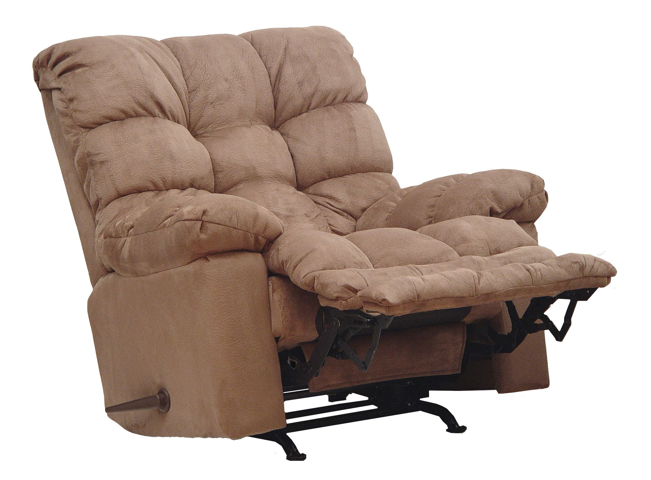 Magnum saddle rocker recliner from catnapper 546892000000 for Catnapper cloud nine chaise recliner