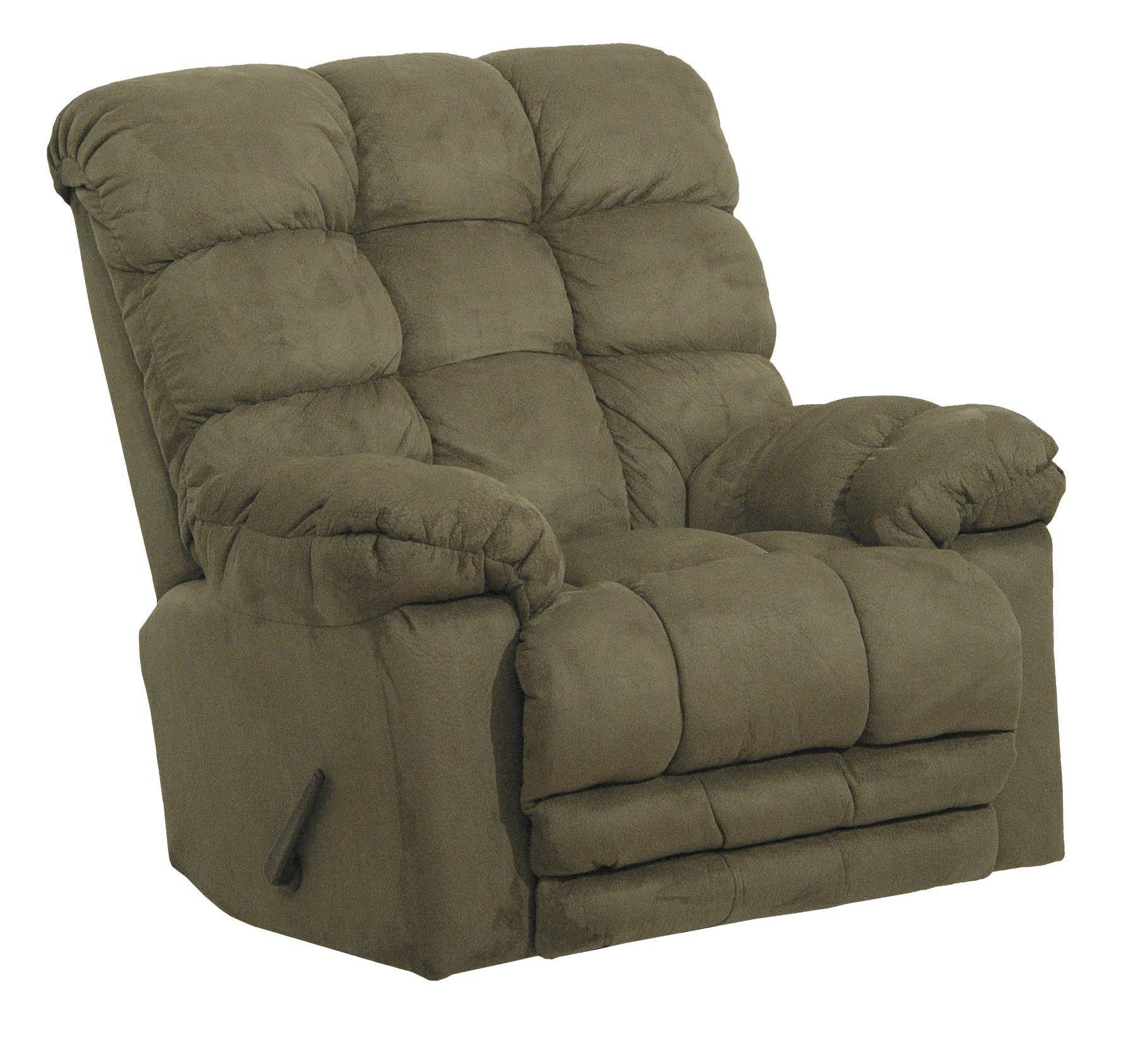 Magnum sage rocker recliner from catnapper 546892000000 for Catnapper magnum chaise rocker recliner