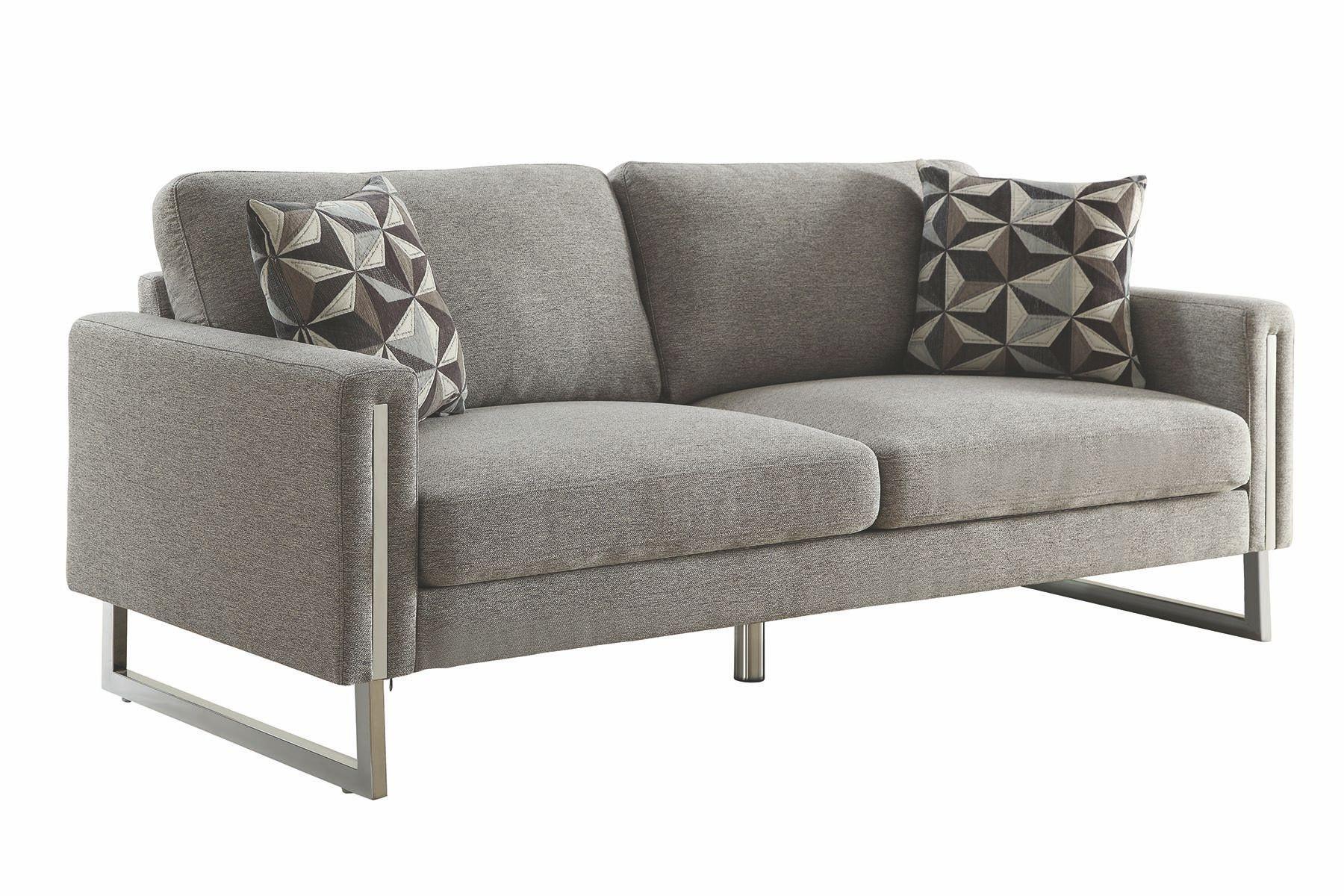 Stellan Grey Sofa from Coaster