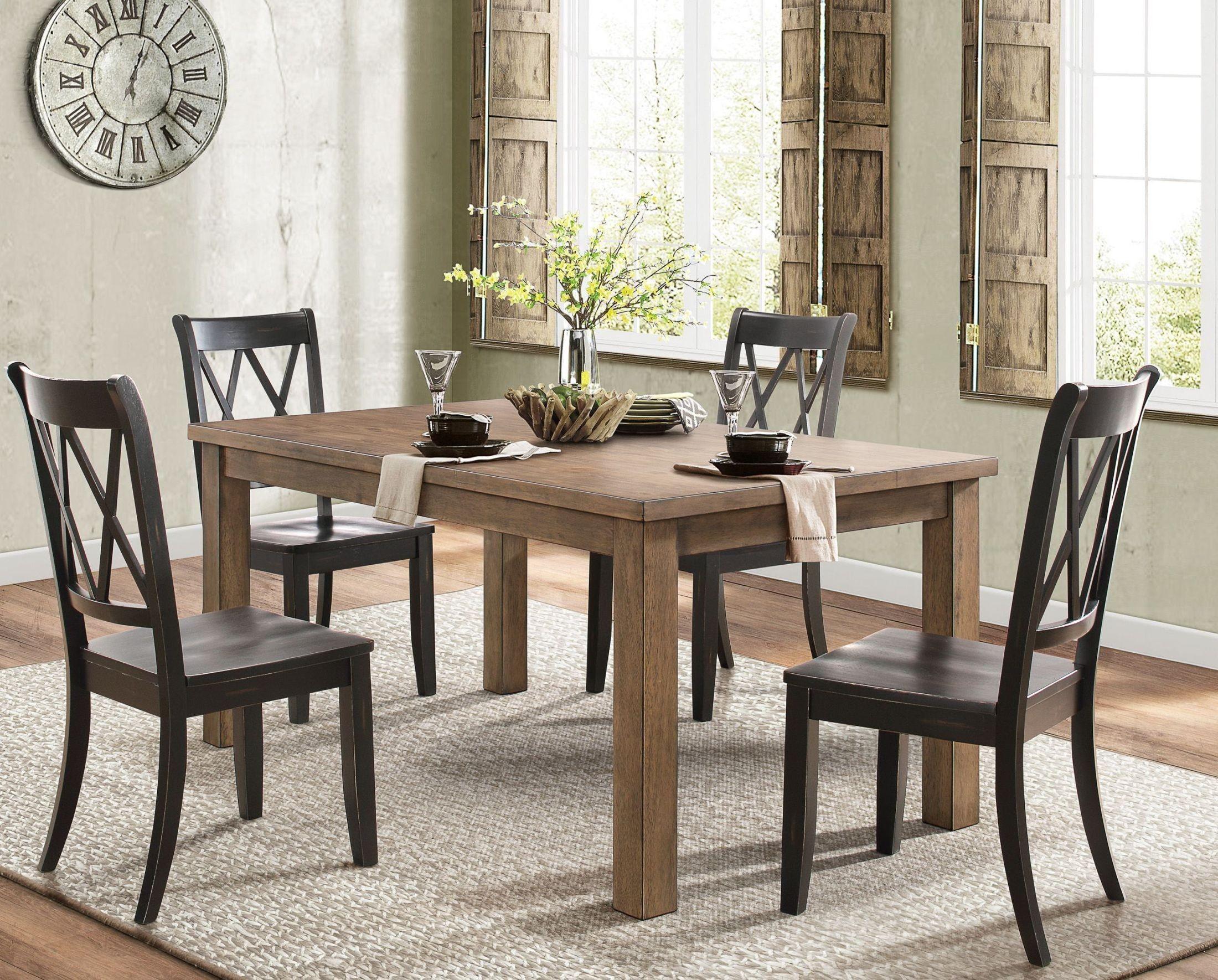 Pine dining room