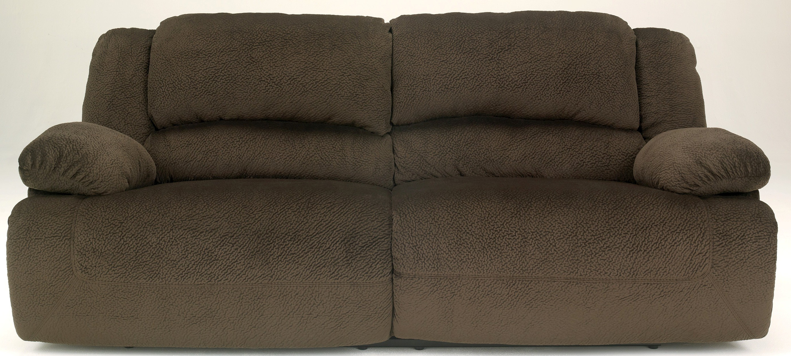 Toletta Chocolate 2 Seat Reclining Sofa From Ashley