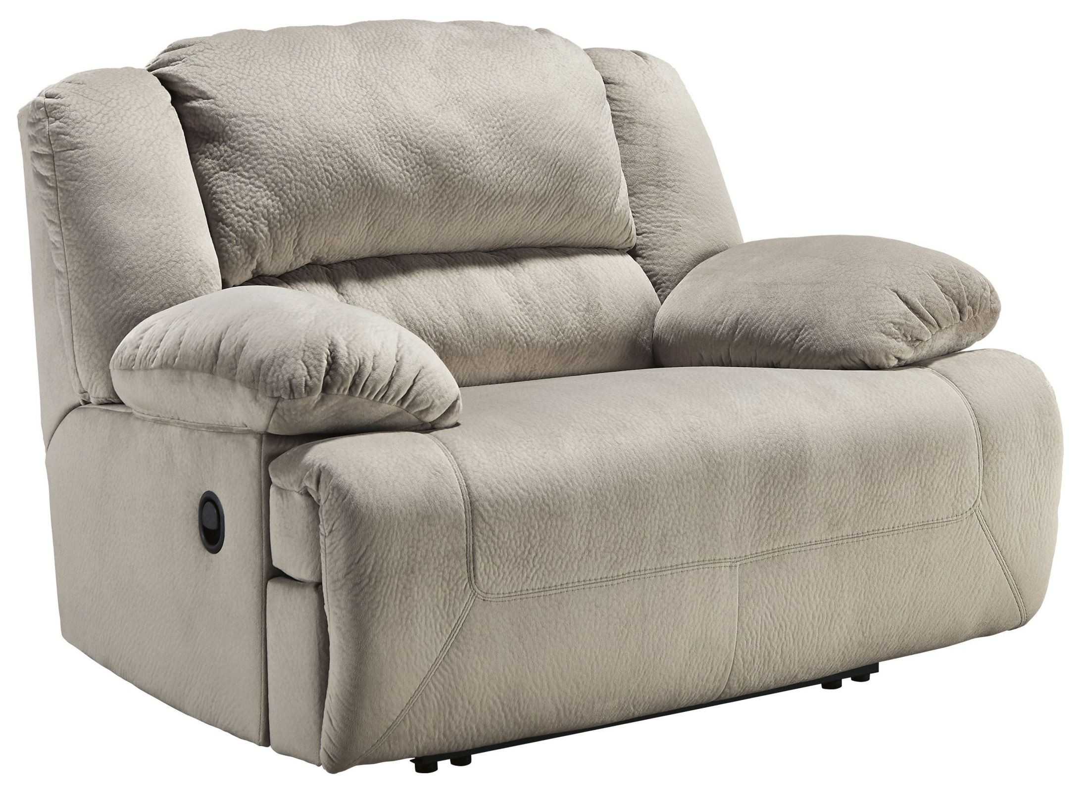 Toletta Granite Wide Seat Power Recliner from Ashley ...