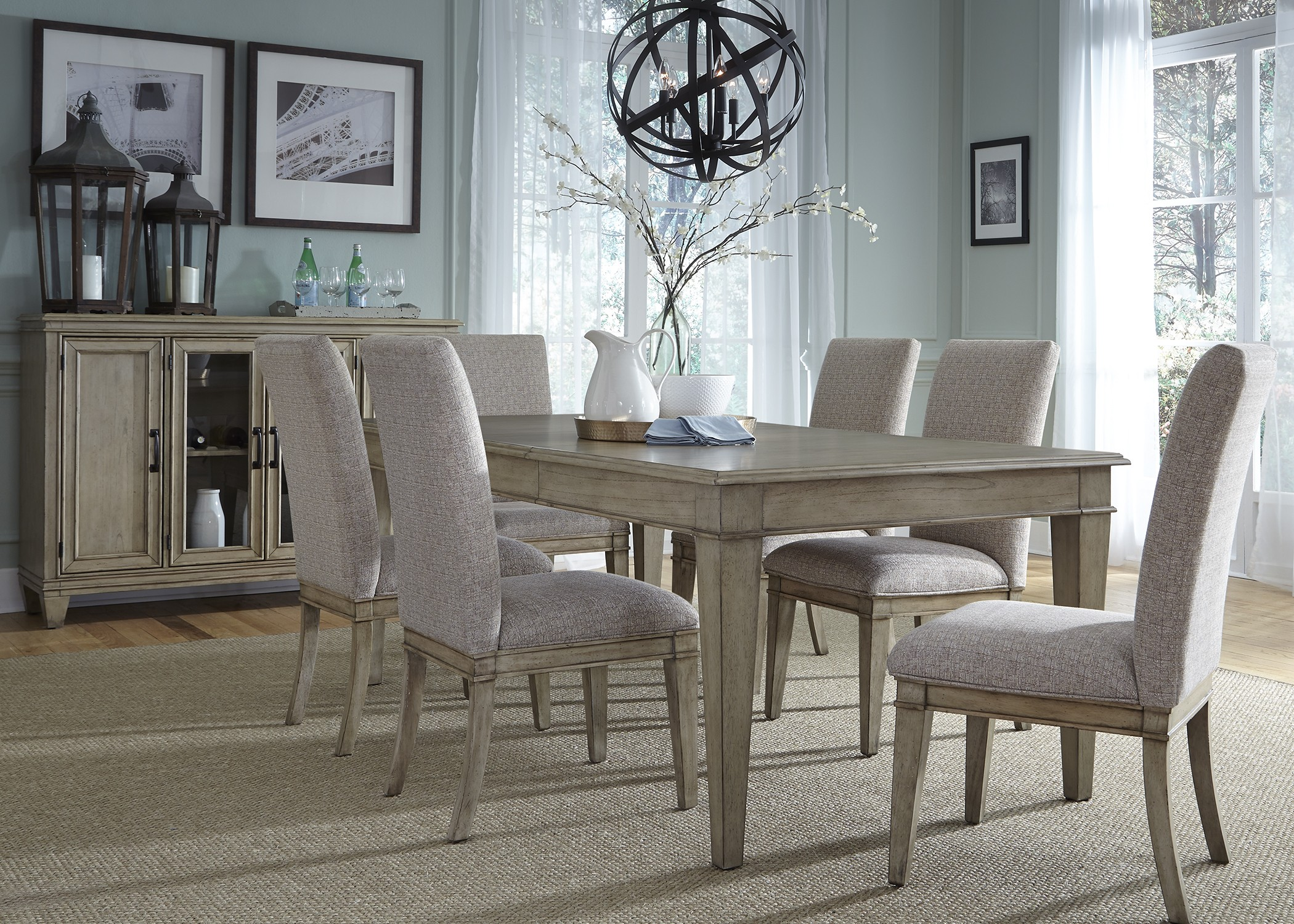 grayton grove extendable dining room set - Extending Dining Table And Chairs