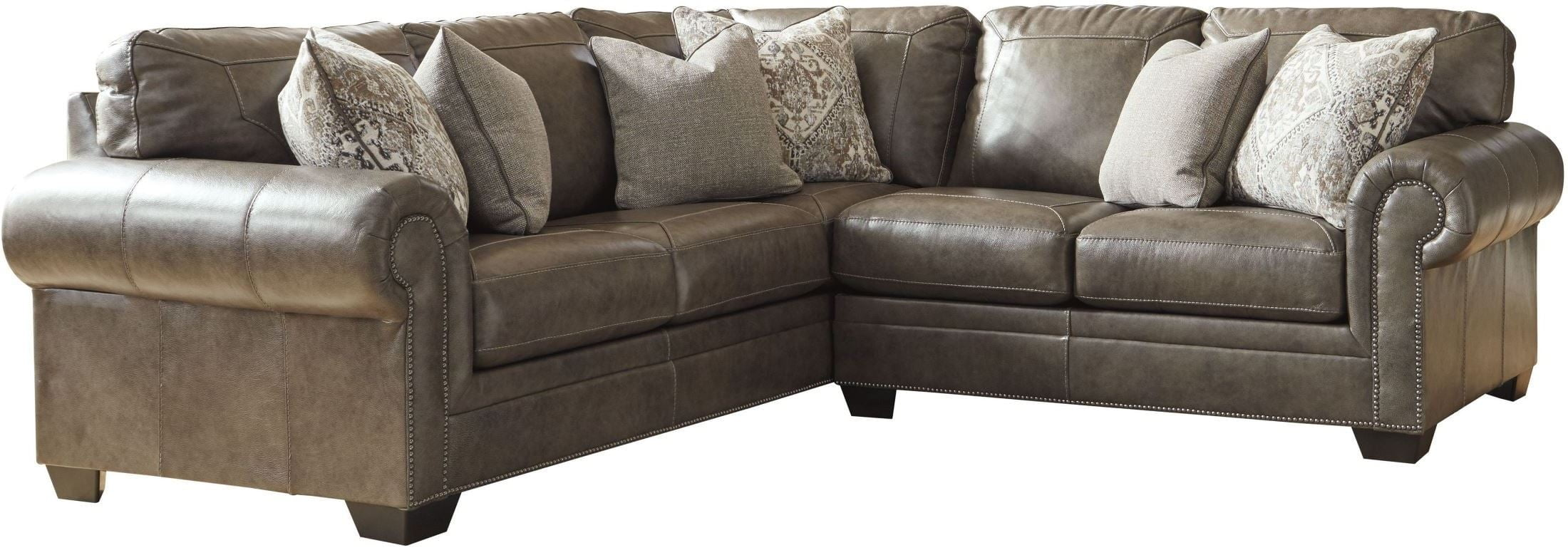 Magnificent Roleson Quarry Raf Sectional From Ashley Coleman Furniture Pdpeps Interior Chair Design Pdpepsorg