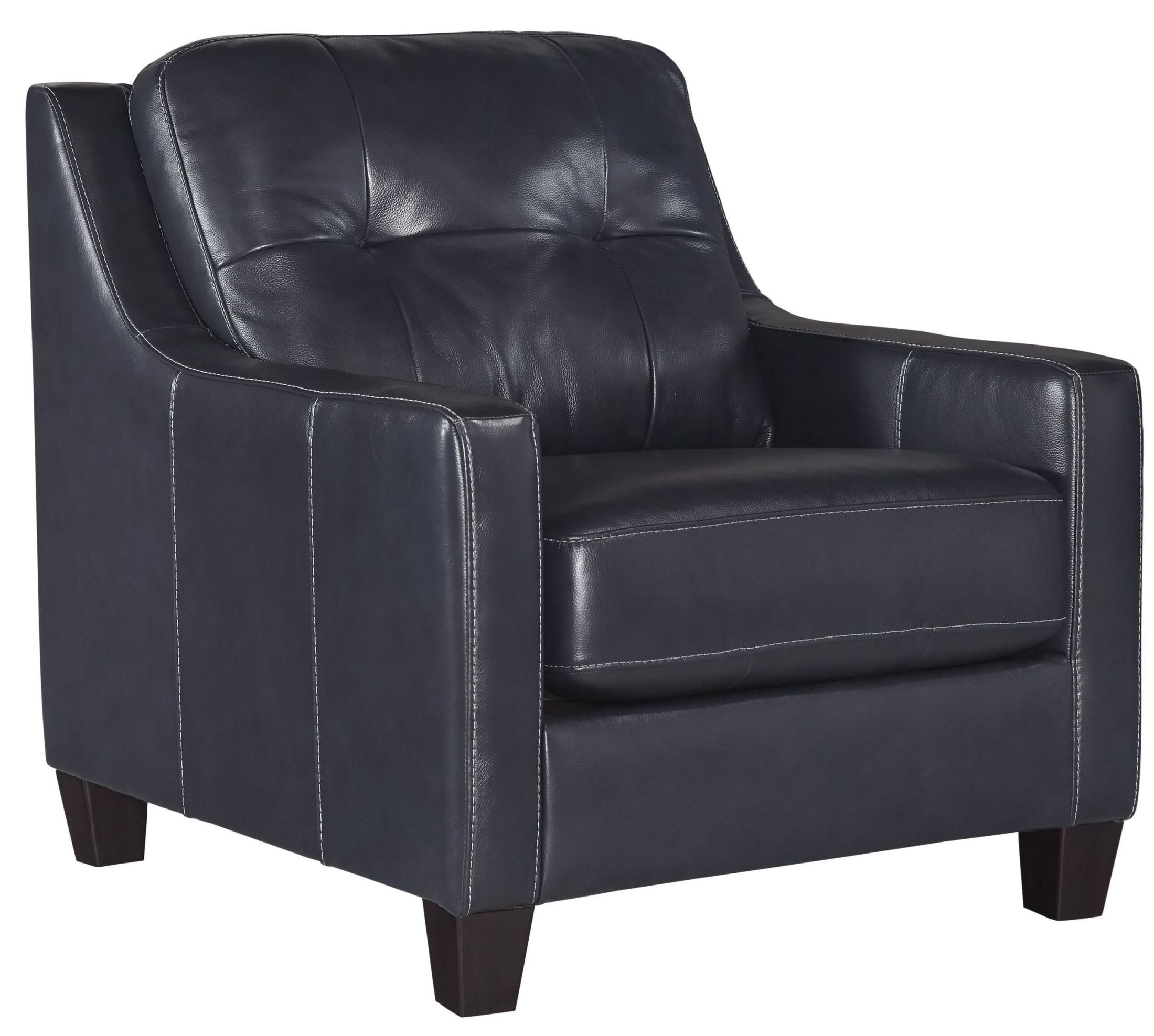O Kean Navy Chair From Ashley Coleman Furniture