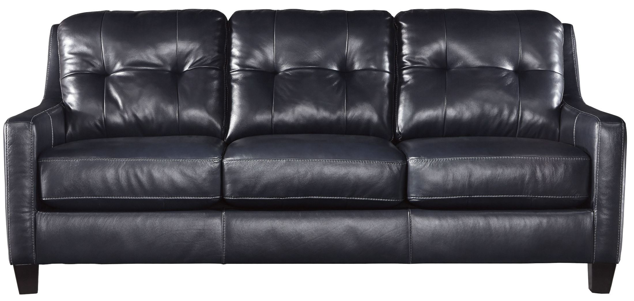 O Kean Navy Queen Sofa Sleeper From Ashley Coleman Furniture