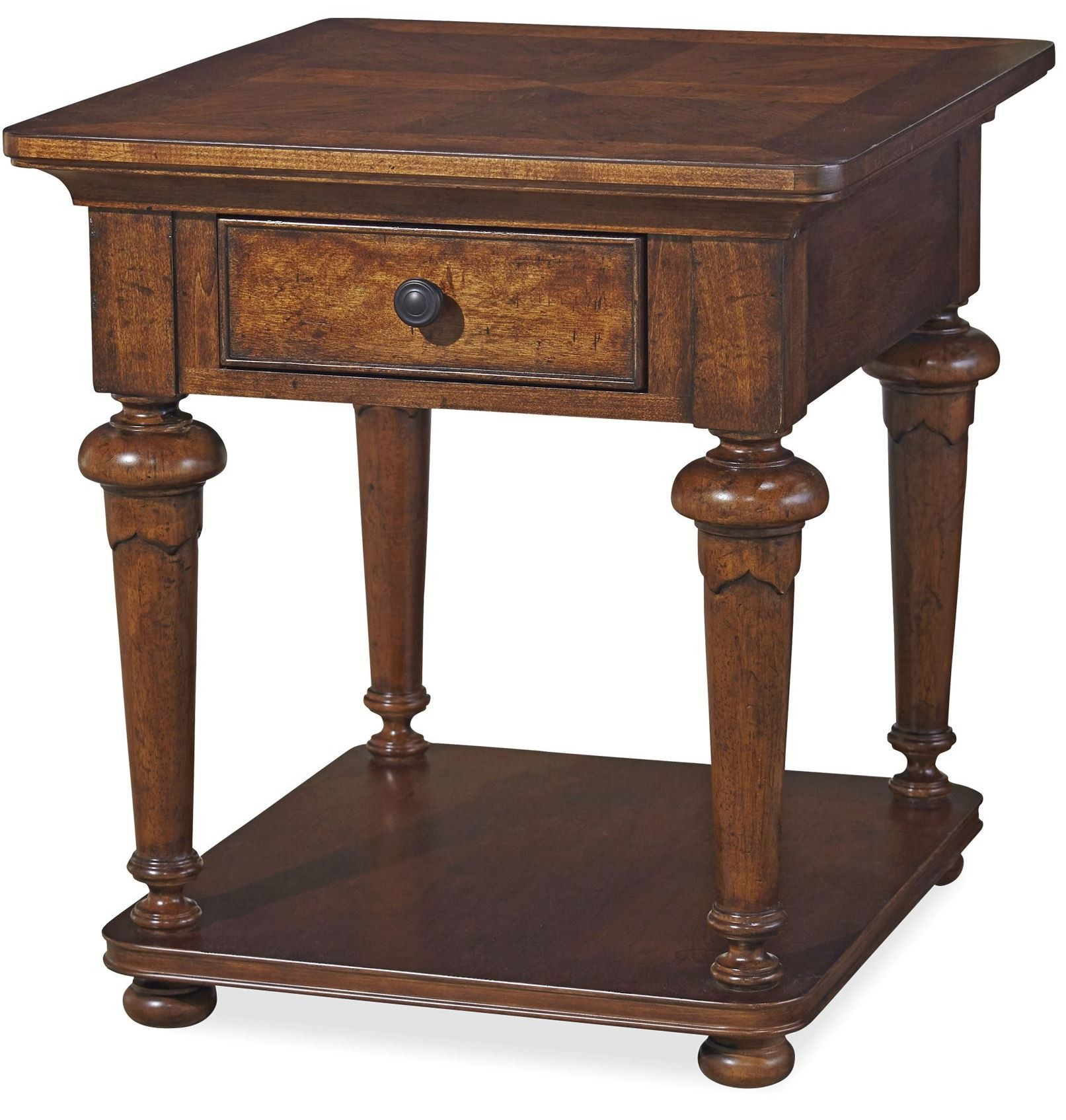 Dogwood low tide end table from paula deen 596804 for Low end table