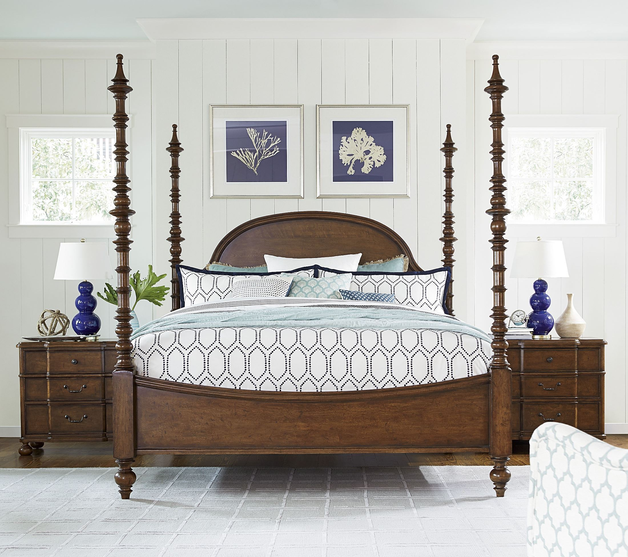 Dogwood Low Tide Bed End Bench From Paula Deen 596380