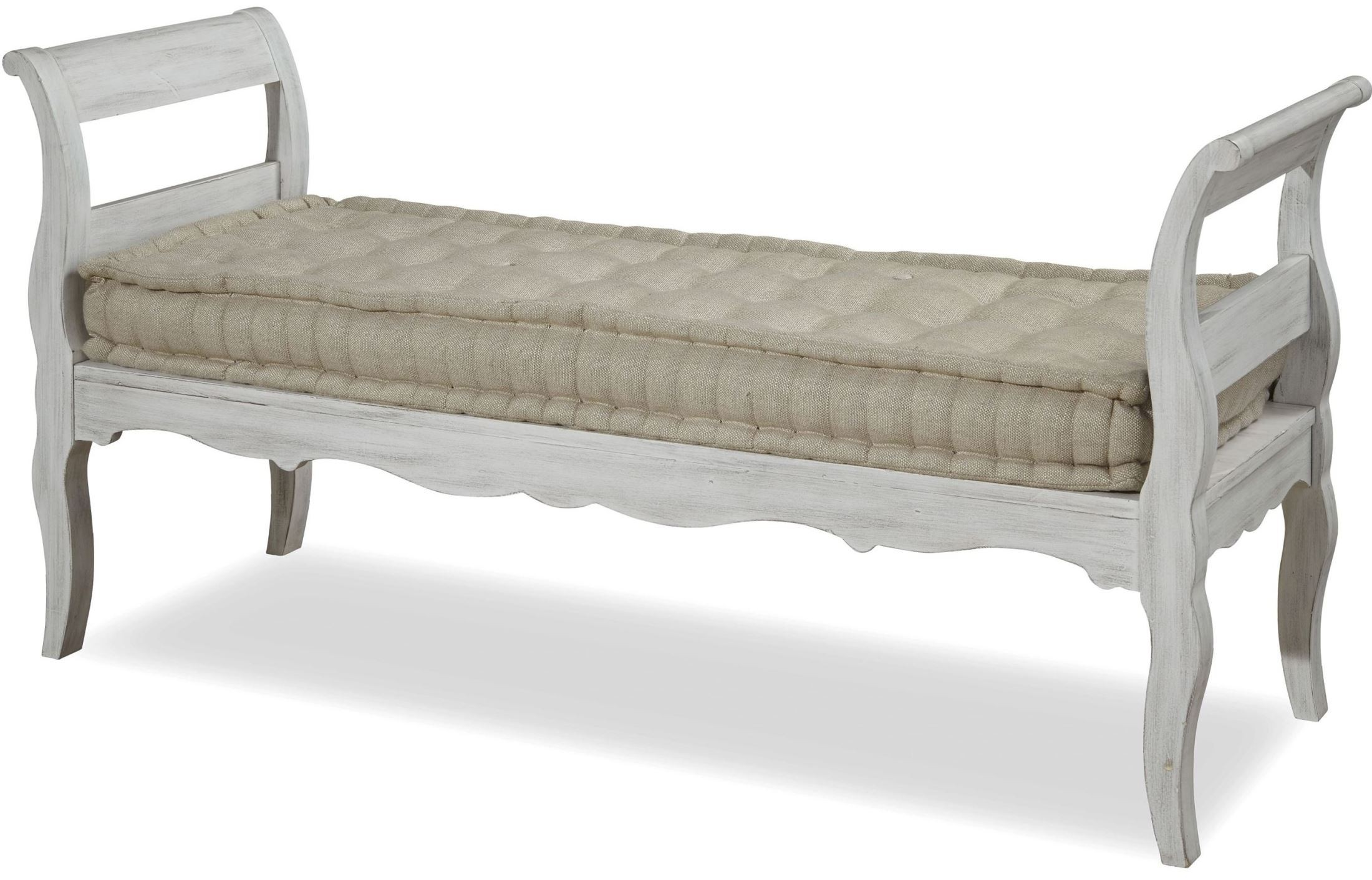 Dogwood Blossom Bed End Bench From Paula Deen 597380