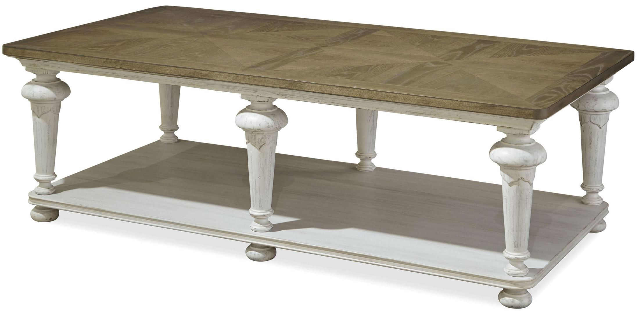 Dogwood Blossom Cocktail Table From Paula Deen 597a801 Coleman Furniture