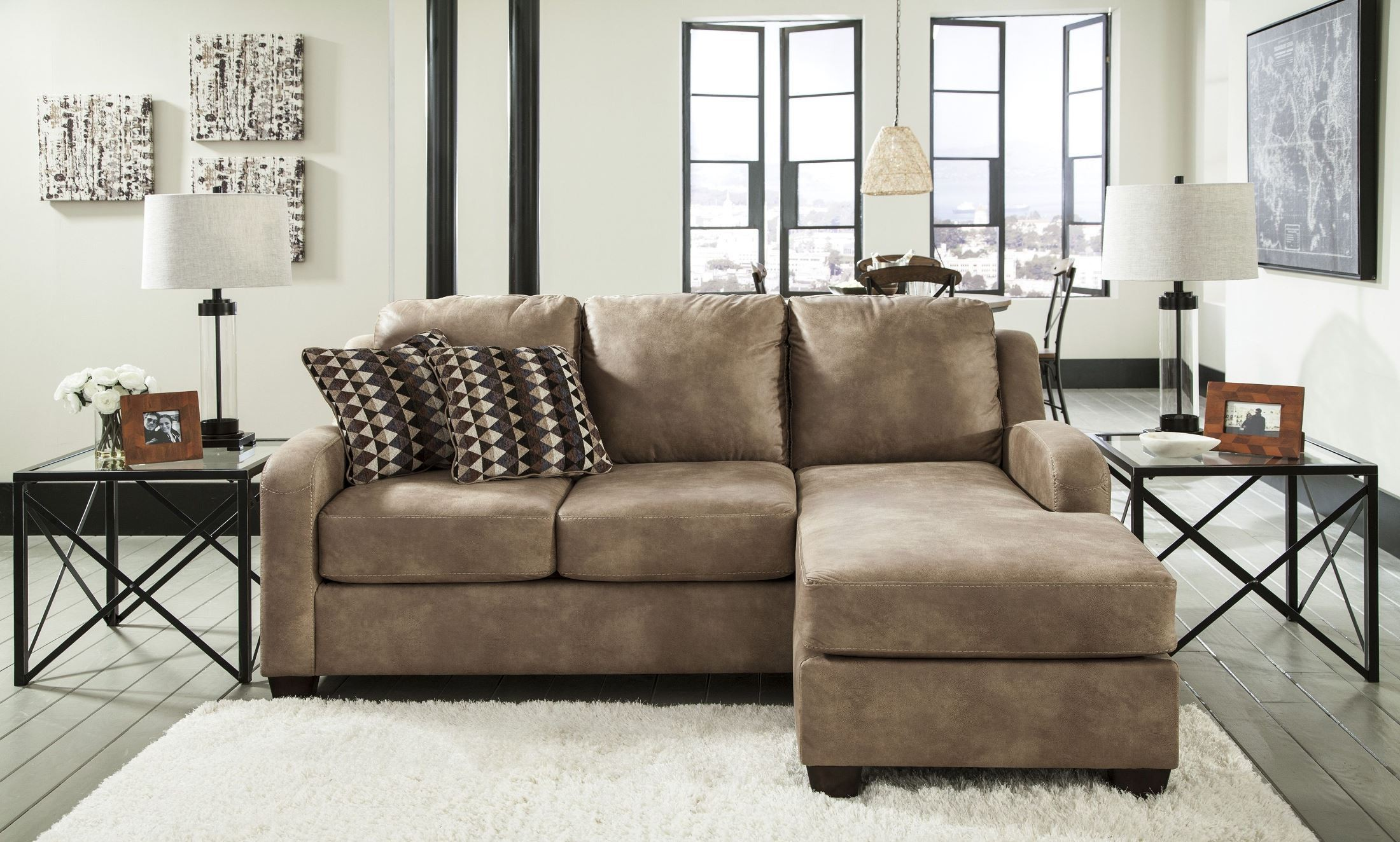 Alturo Dune Sofa Chaise from Ashley