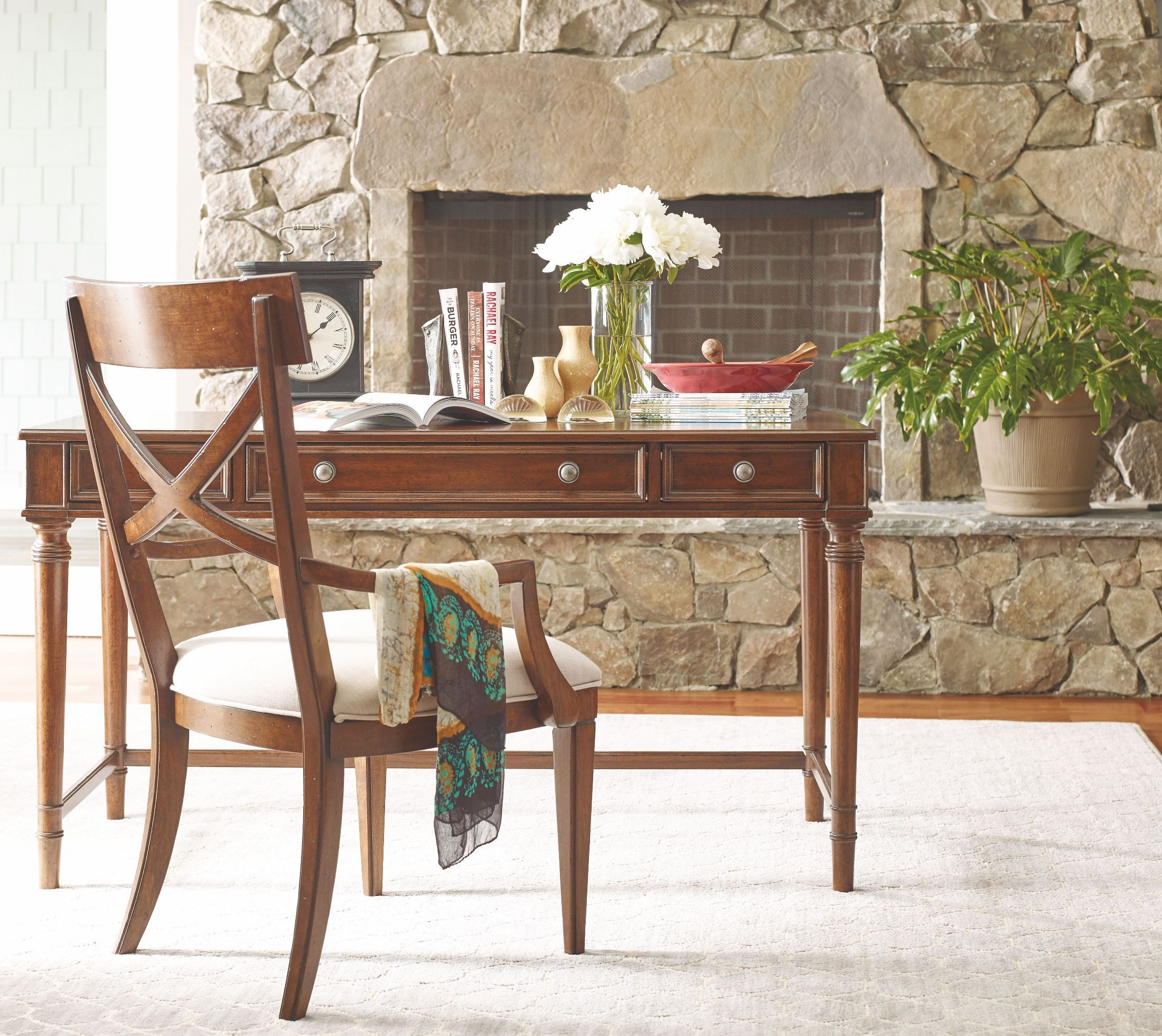 Upstate Conciare Home Office Set From Rachael Ray Home