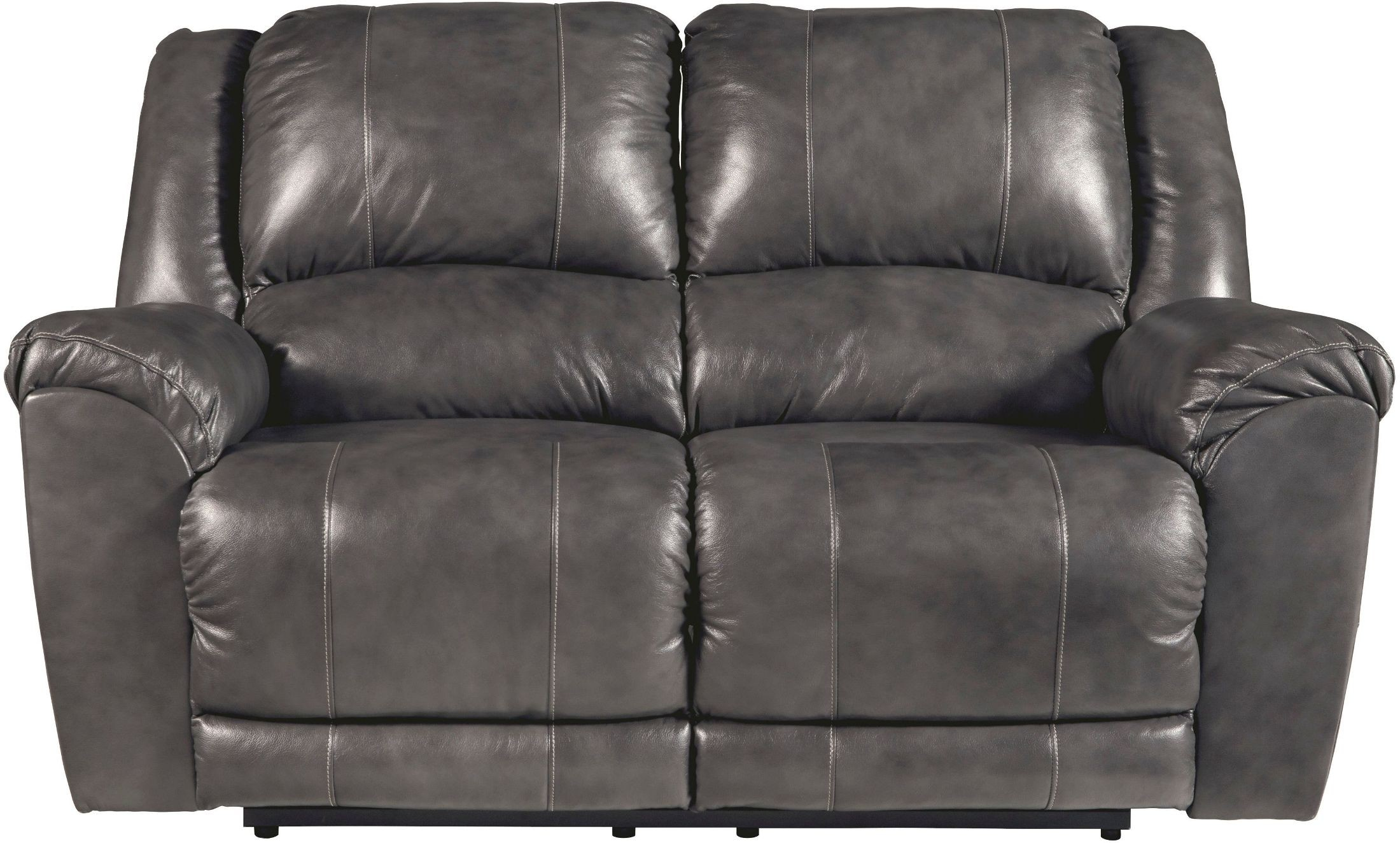Persiphone Charcoal Power Reclining Loveseat From Ashley Coleman Furniture