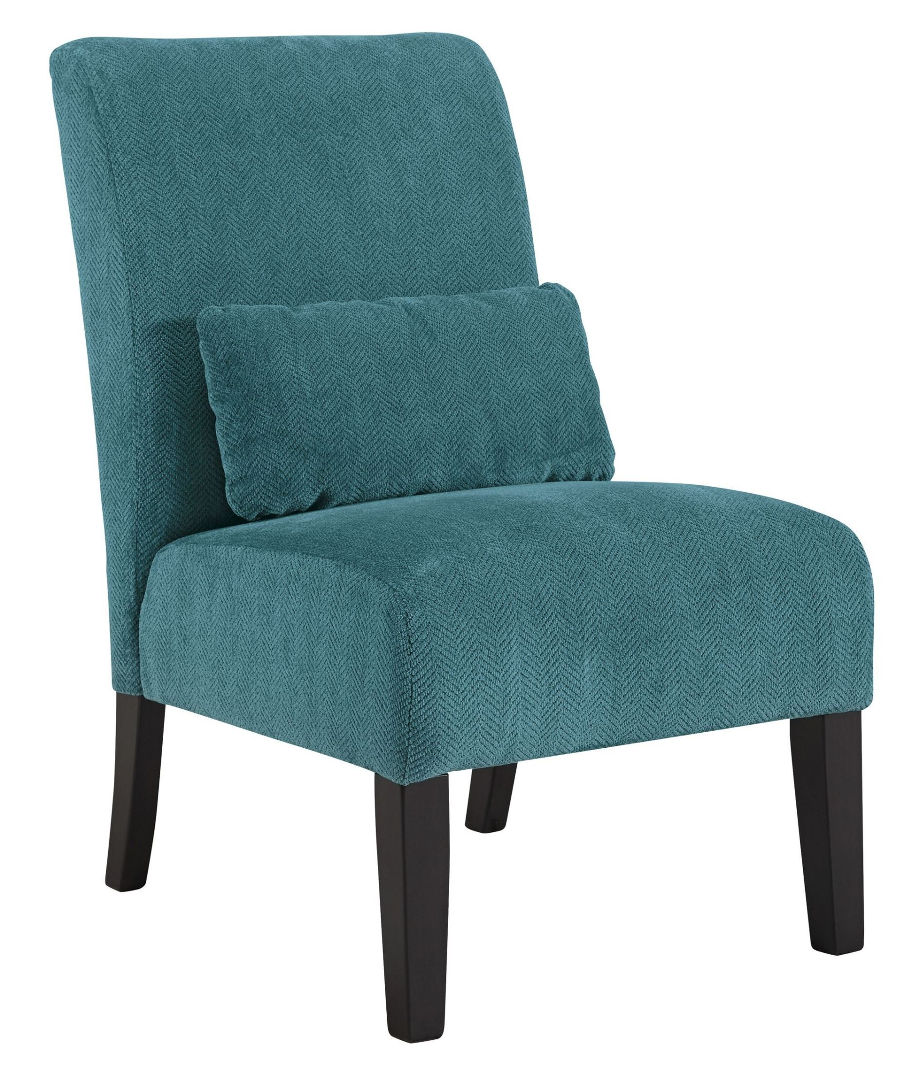 Annora Teal Accent Chair From Ashley 6160460 Coleman