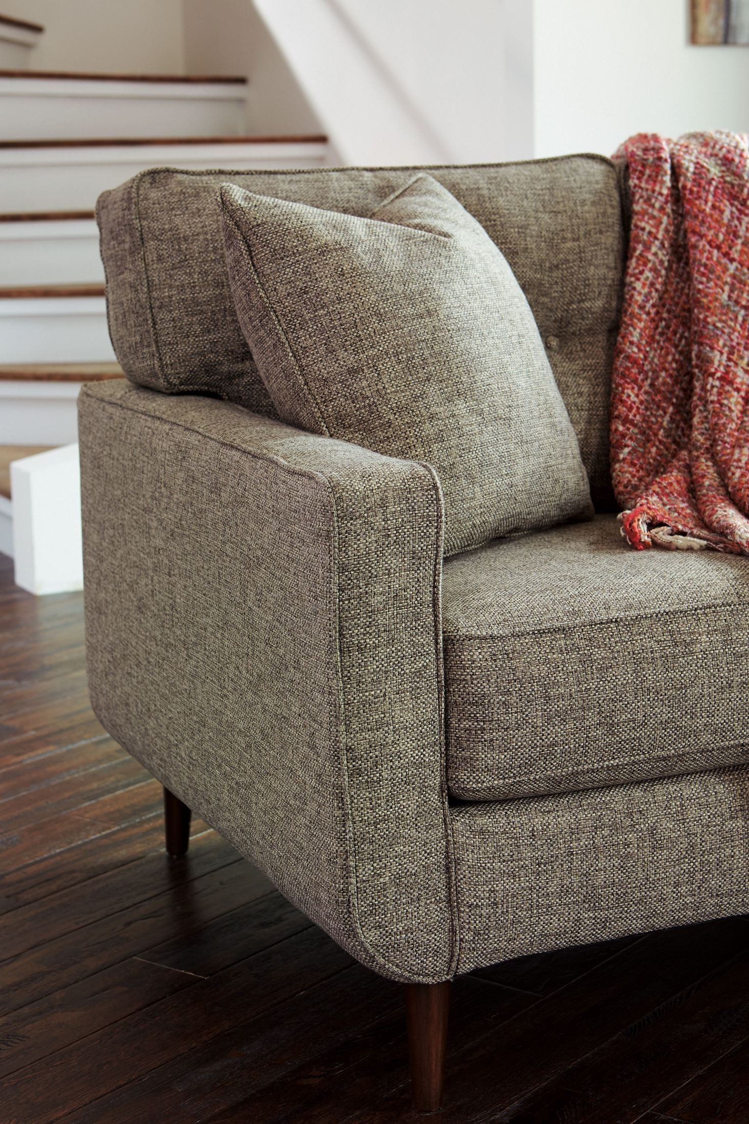 Dahra Jute Sofa From Ashley Coleman Furniture