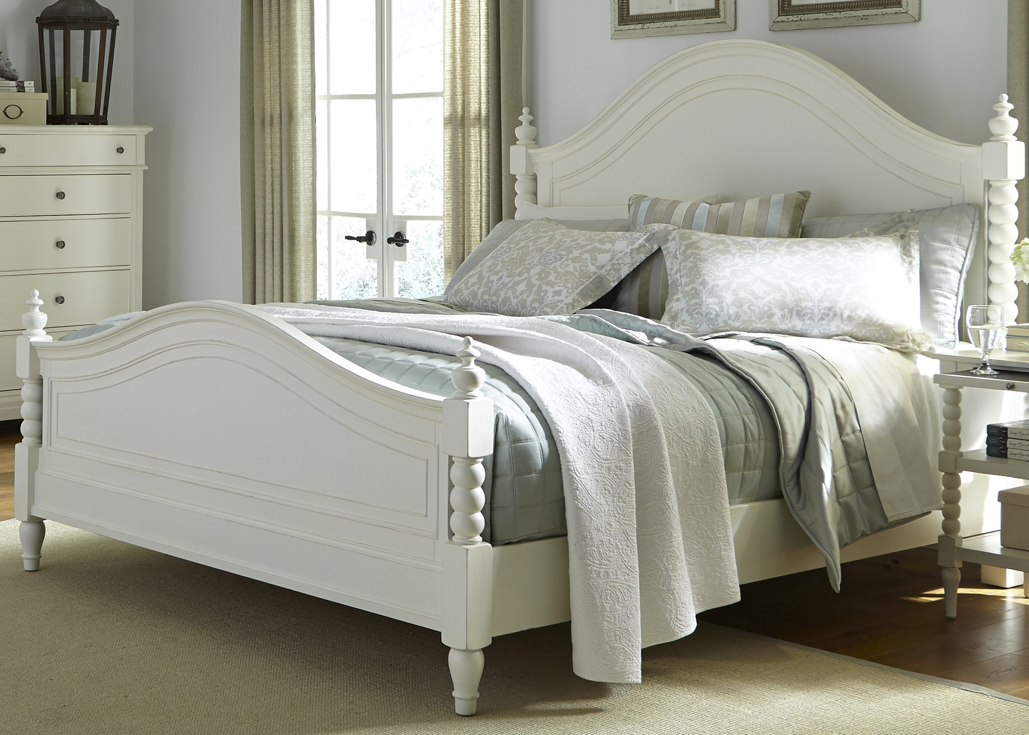 Harbor View Ii Queen Poster Bed From Liberty 631 Br Qps