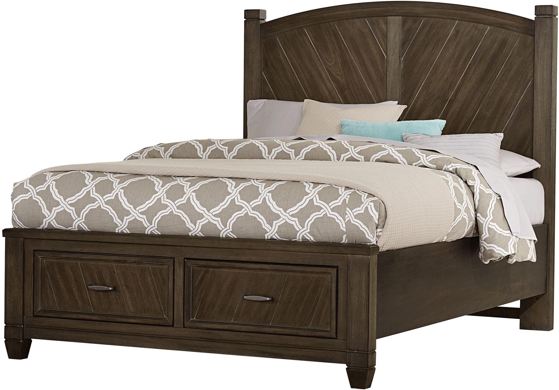 Vaughn Bassett Storage Bed