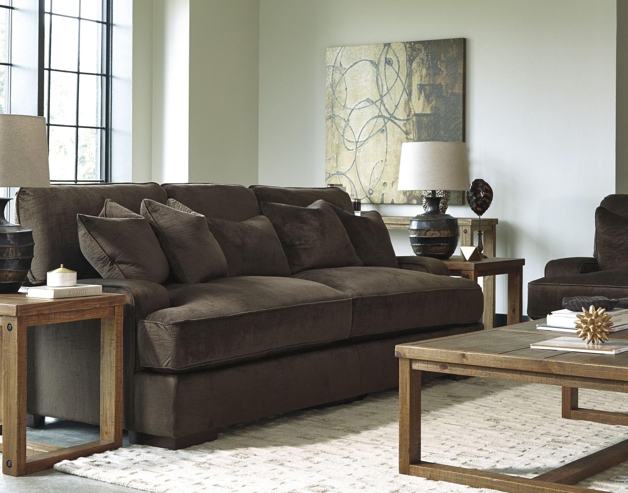Bisenti Chocolate Sofa