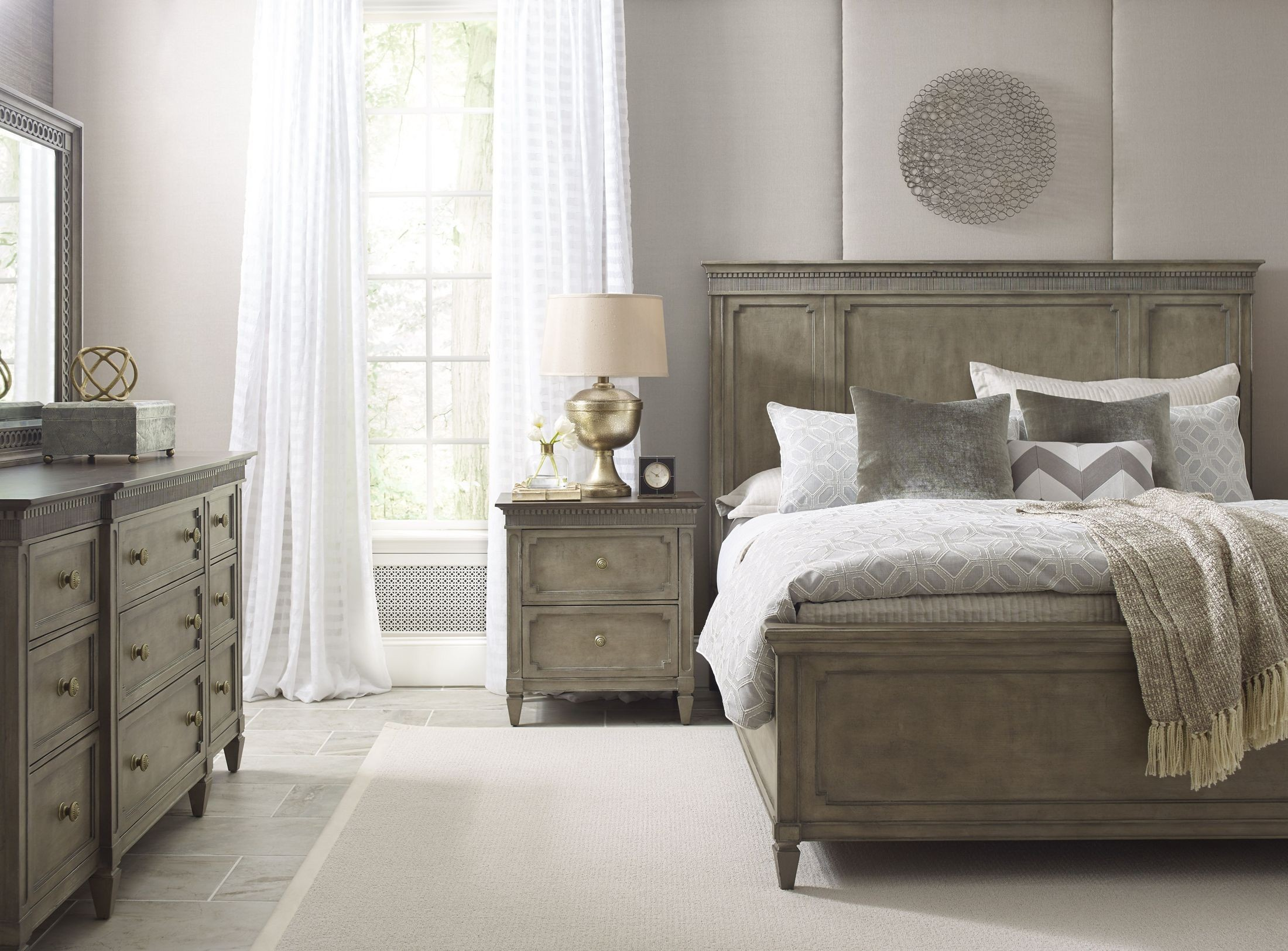 savona versaille katrine panel bedroom set from american