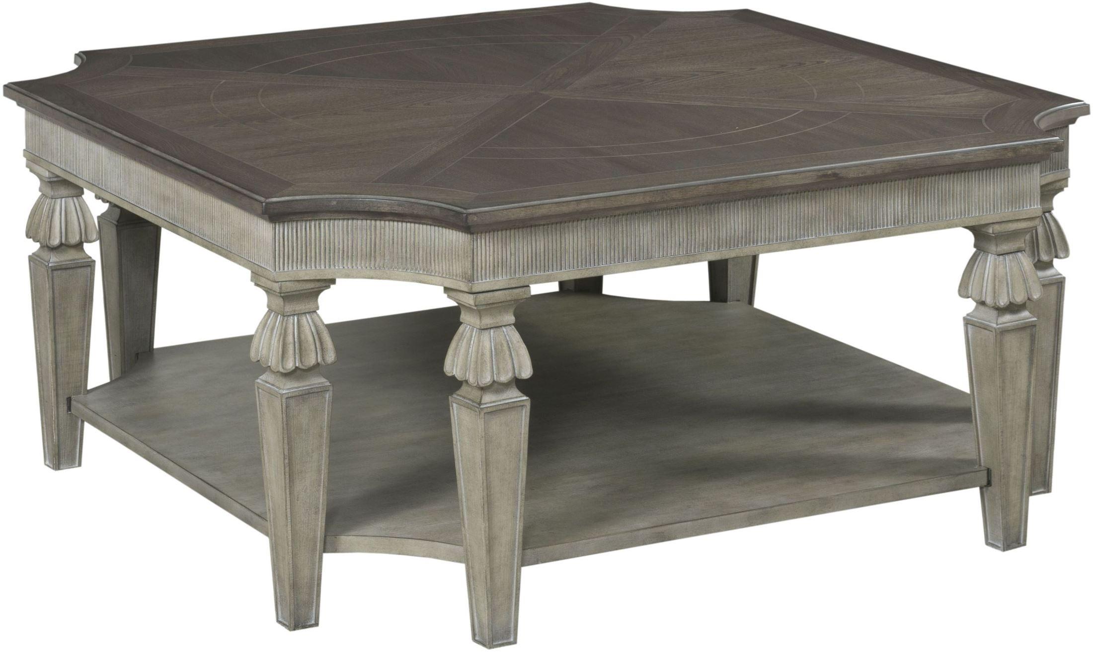 Savona versaille dorothea square cocktail table from for Square cocktail table
