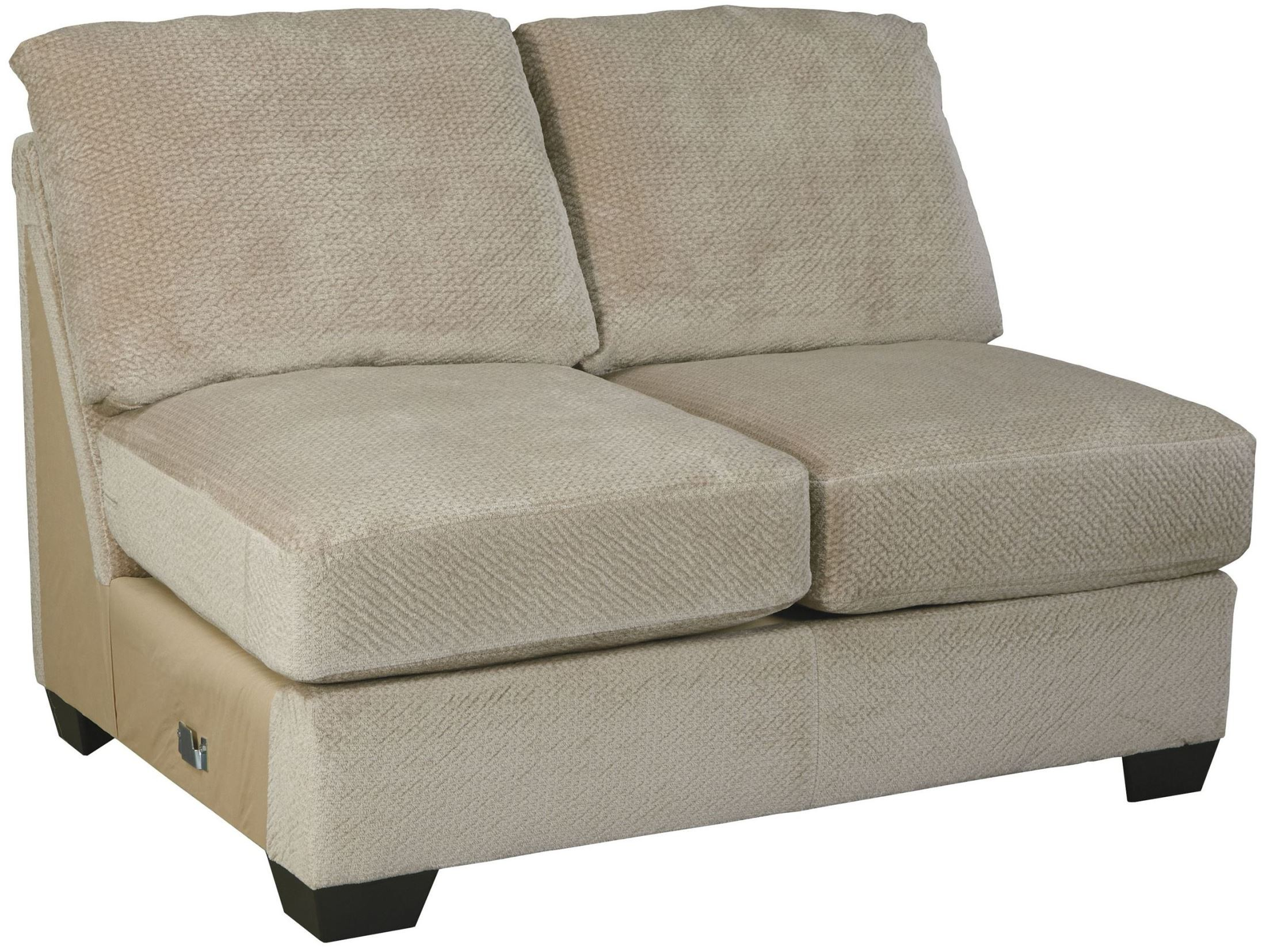 Hazes Fleece LAF Sofa Sectional from Ashley