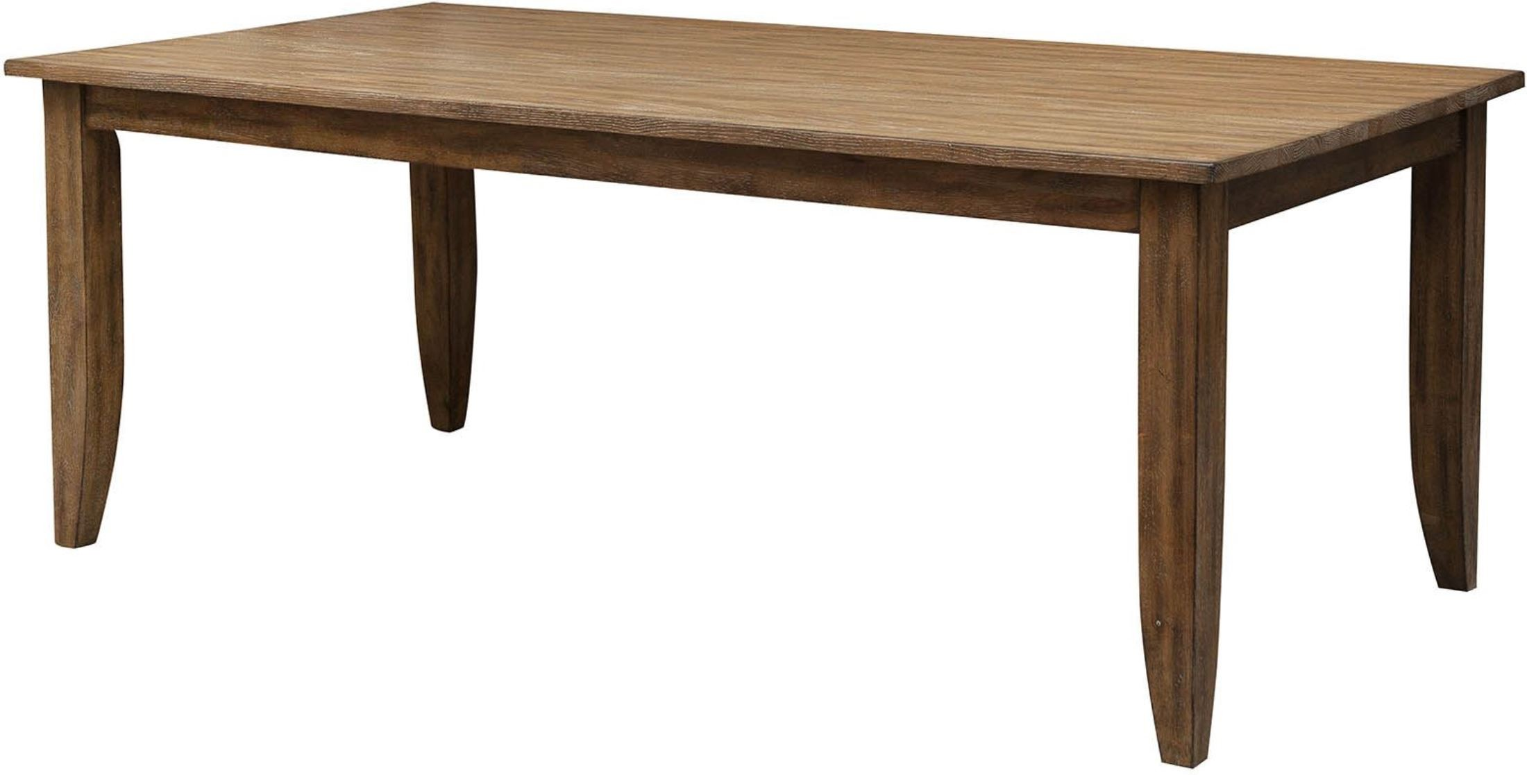 The Nook Oak 60quot Rectangular Dining Table from Kincaid  : 663 760silo from colemanfurniture.com size 2200 x 1117 jpeg 174kB