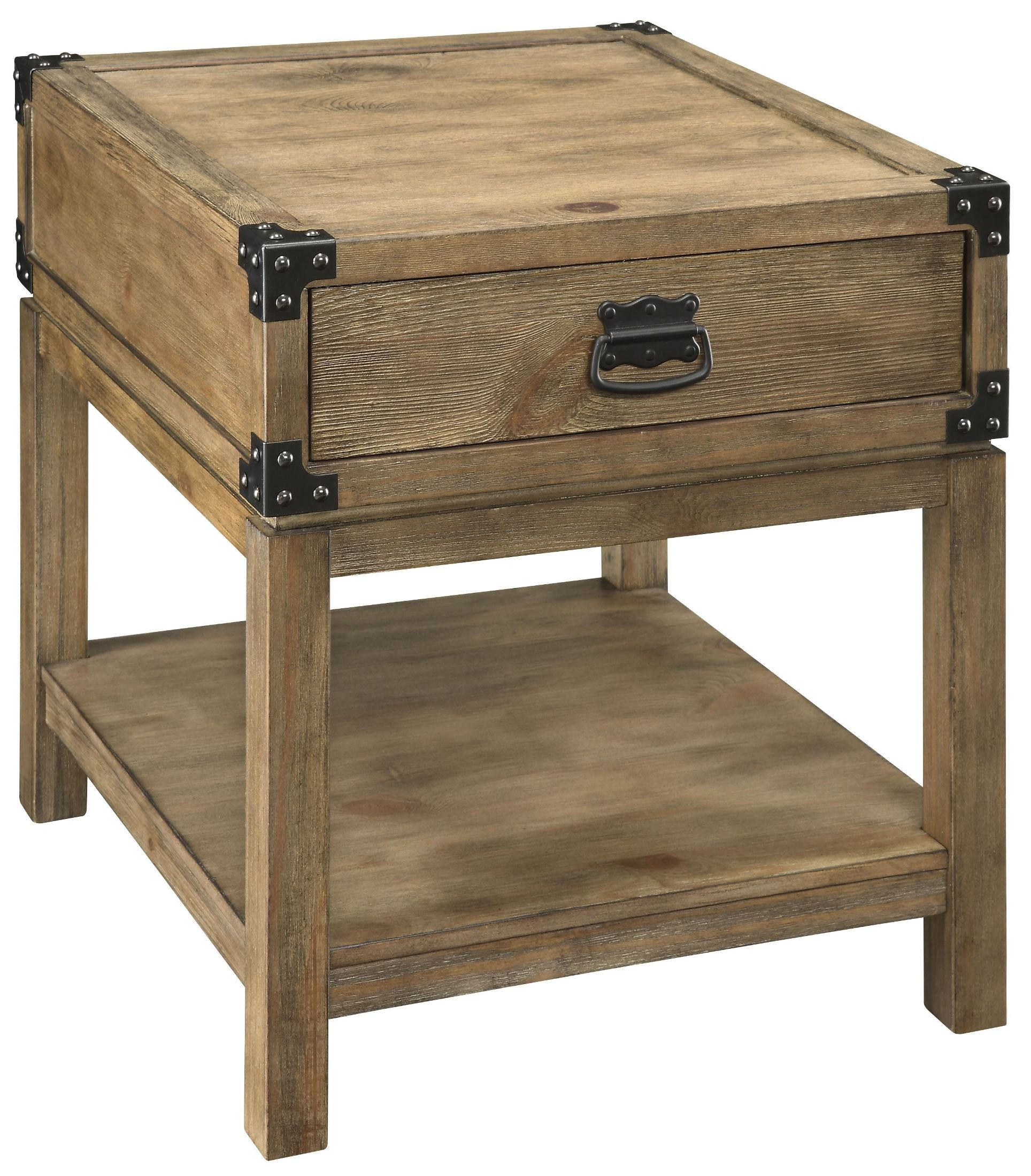 67515 Trunk End Table From Coast To Coast (67515