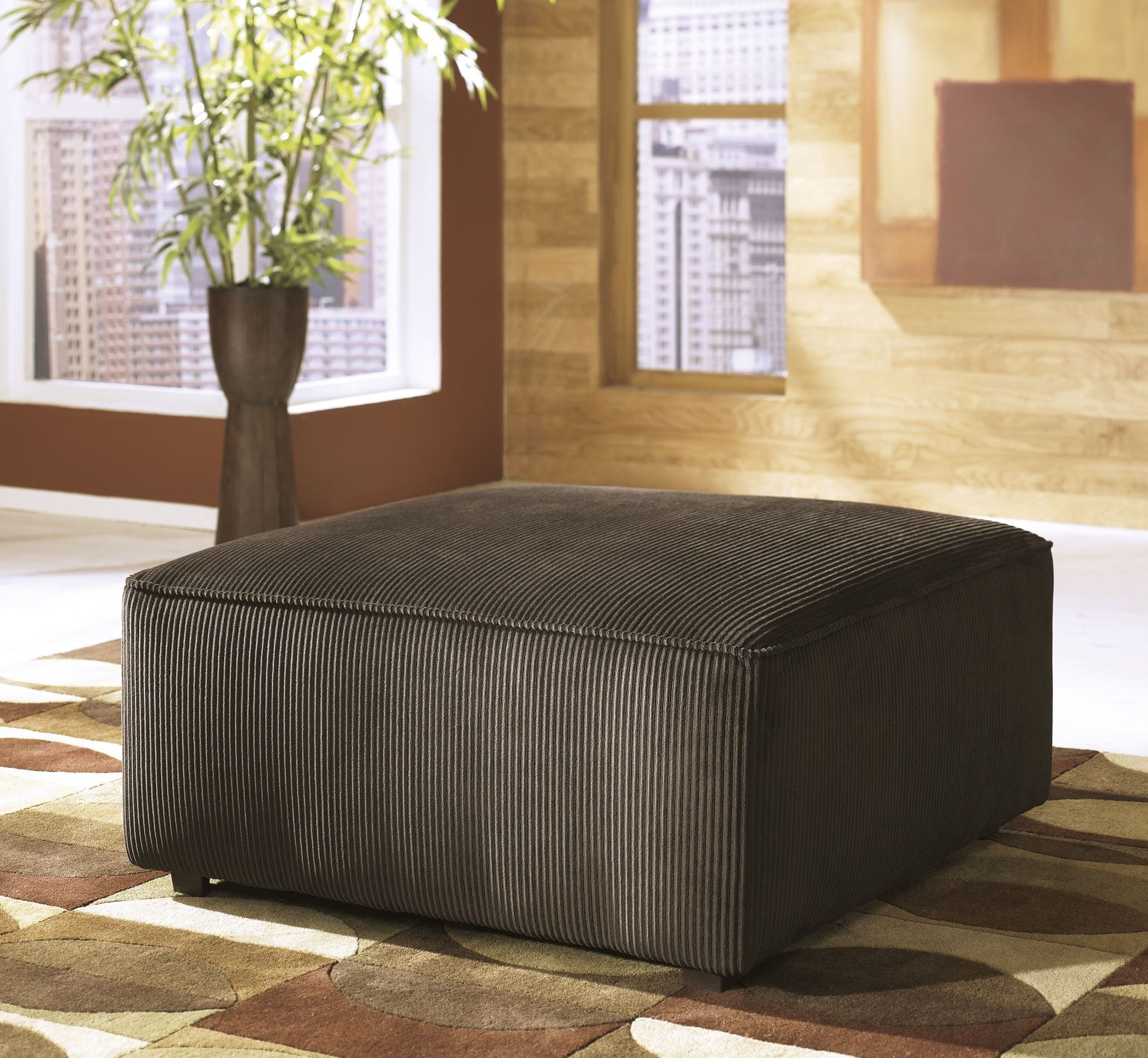 Vista Chocolate RAF Sectional from Ashley