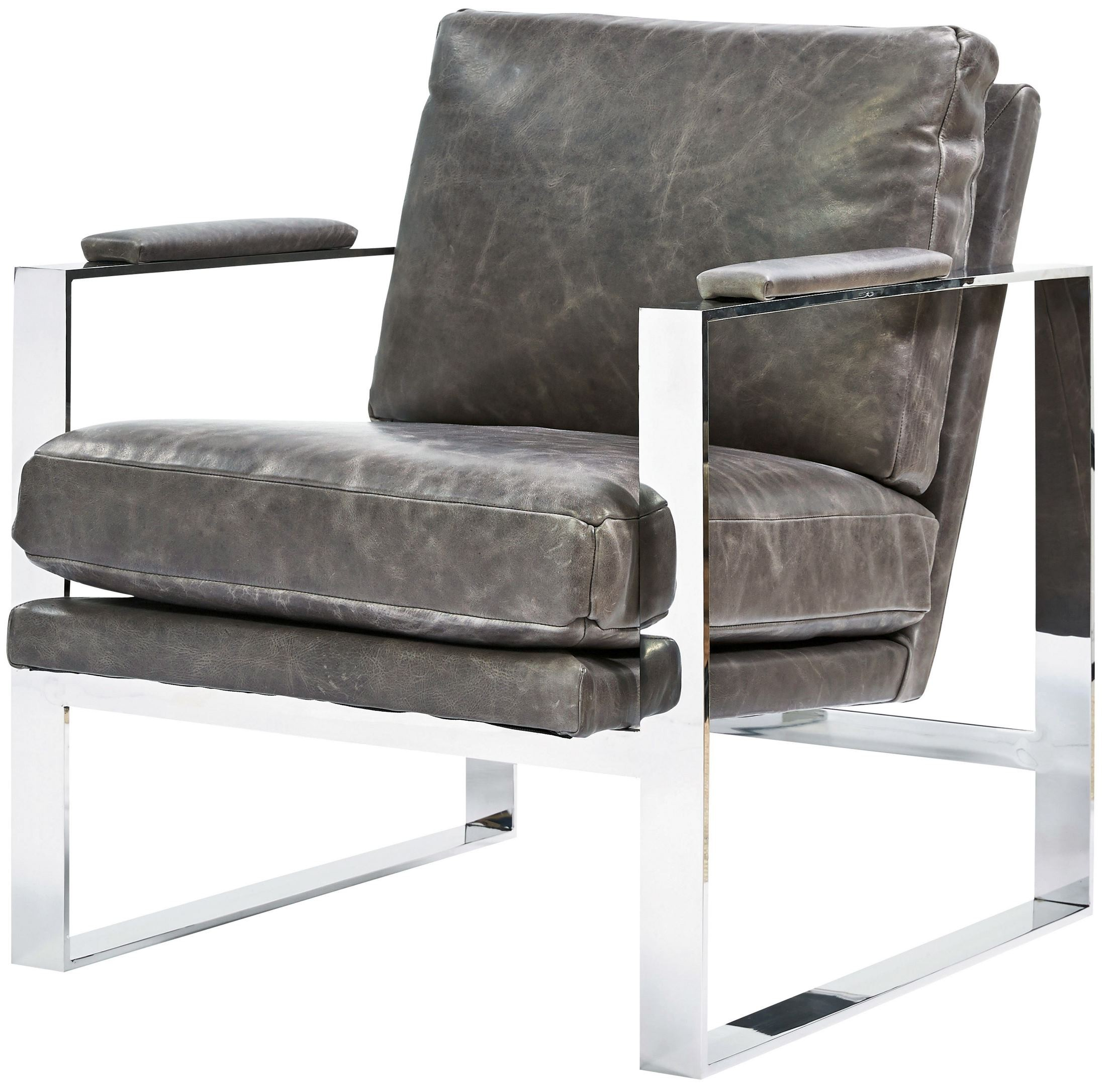 Corbin Brentwood Wolf Accent Chair From Universal