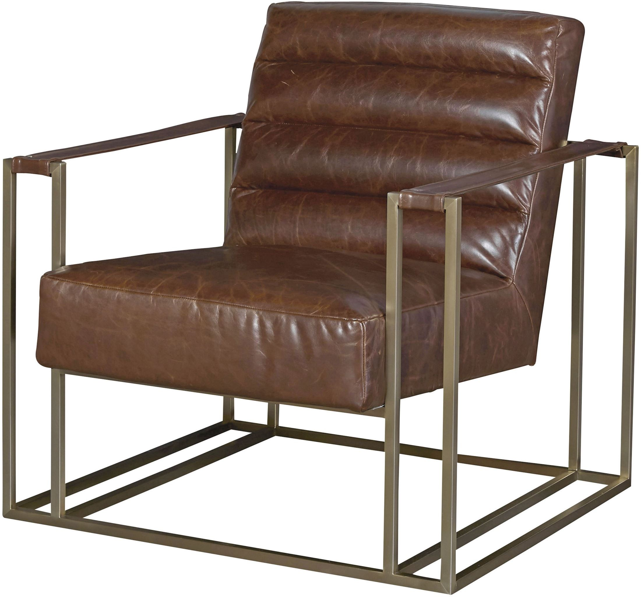 Jensen Brown Accent Chair From Universal Coleman Furniture