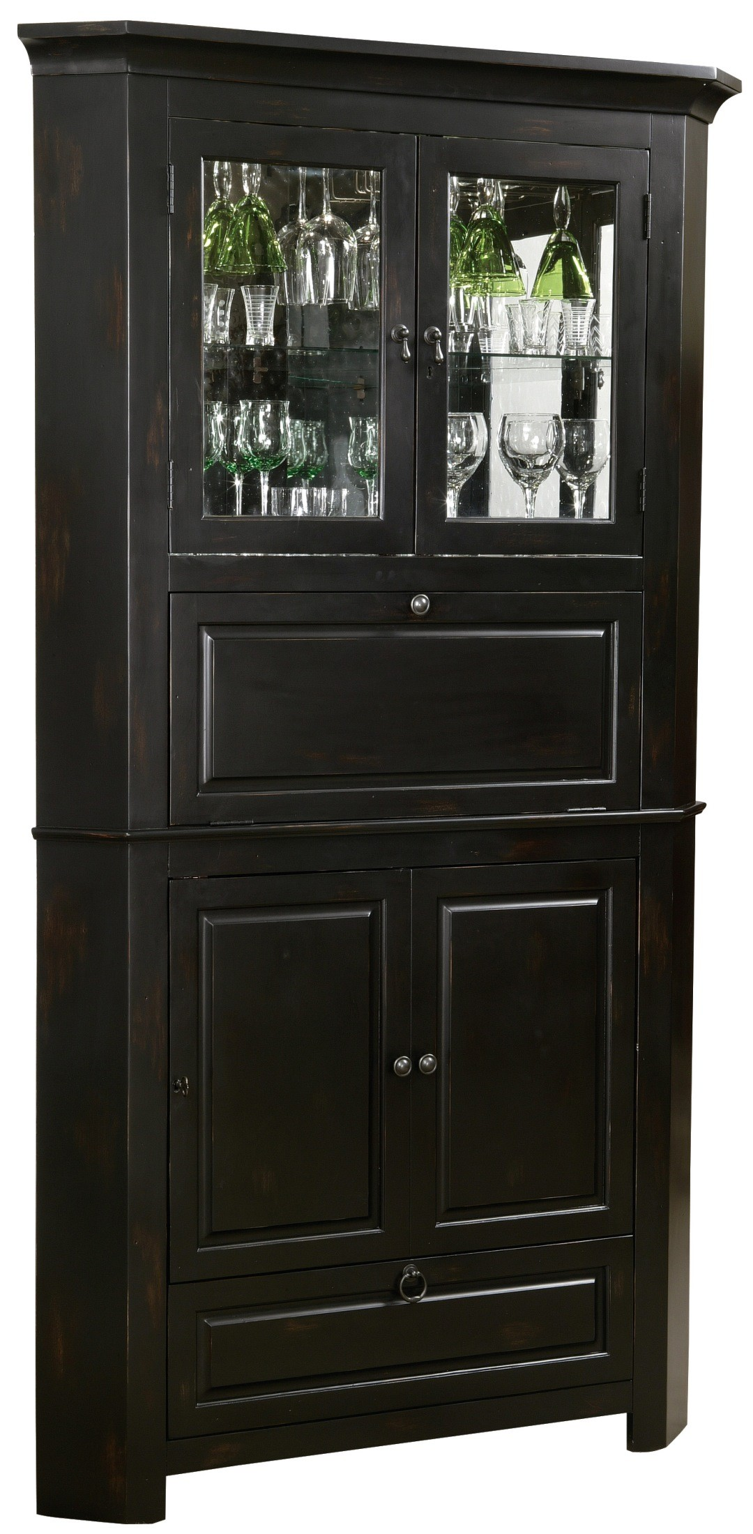 Cornerstone Estates Wine Amp Bar Cabinet From Howard Miller